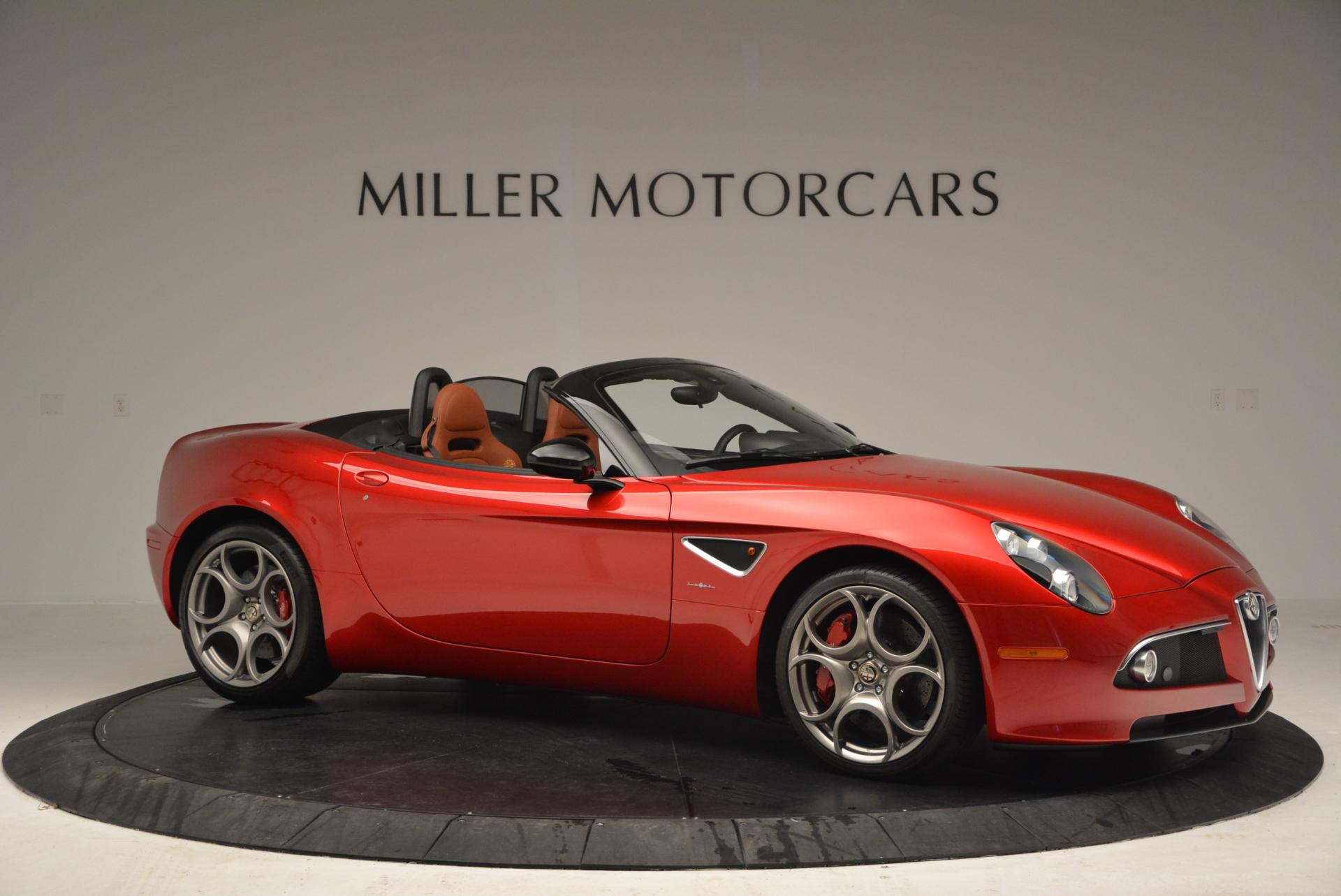Used 2009 Alfa Romeo 8C COMPETIZIONE Spider For Sale In Greenwich, CT. Alfa Romeo of Greenwich, 6958 1_p10