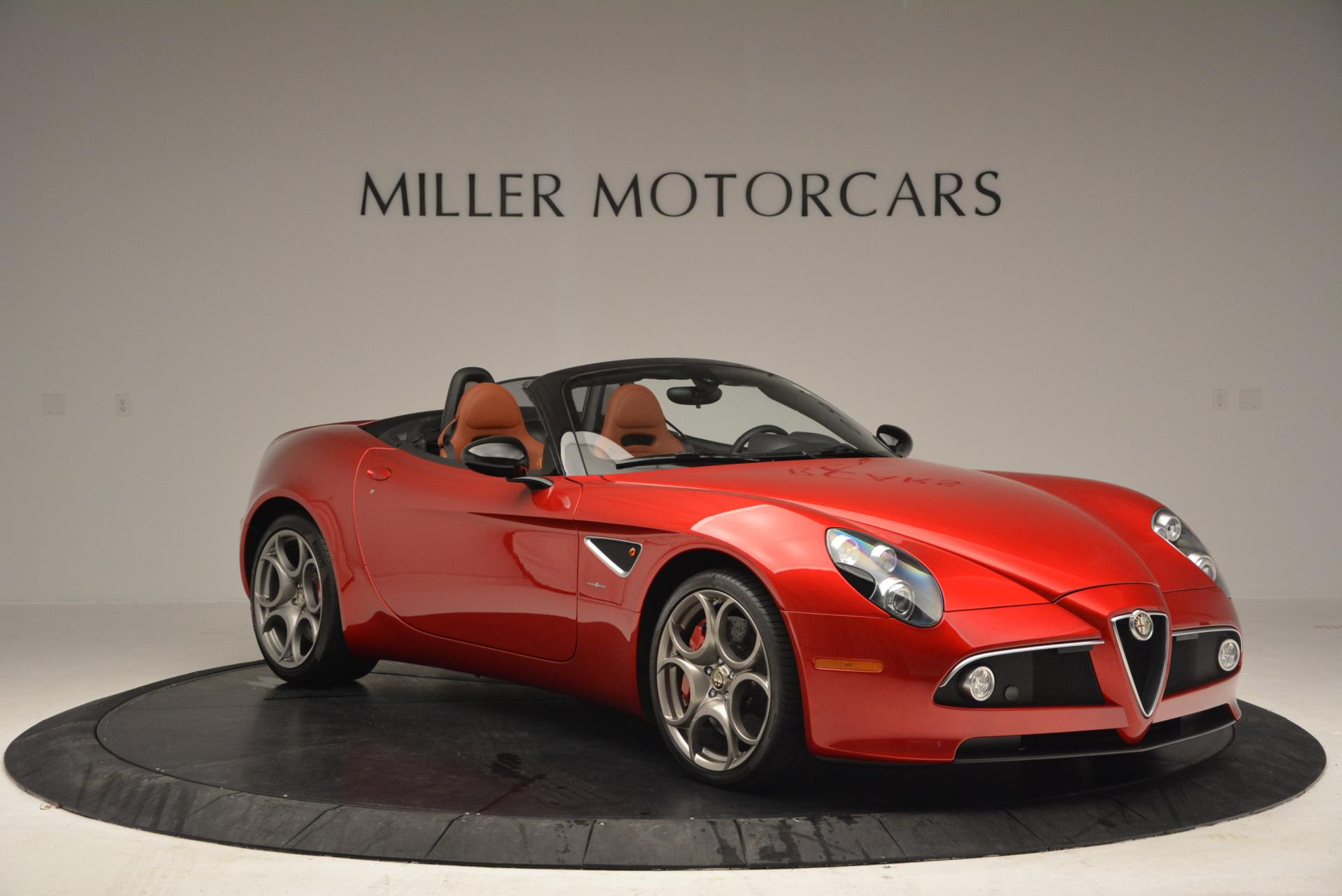 Used 2009 Alfa Romeo 8C COMPETIZIONE Spider For Sale In Greenwich, CT. Alfa Romeo of Greenwich, 6958 1_p11