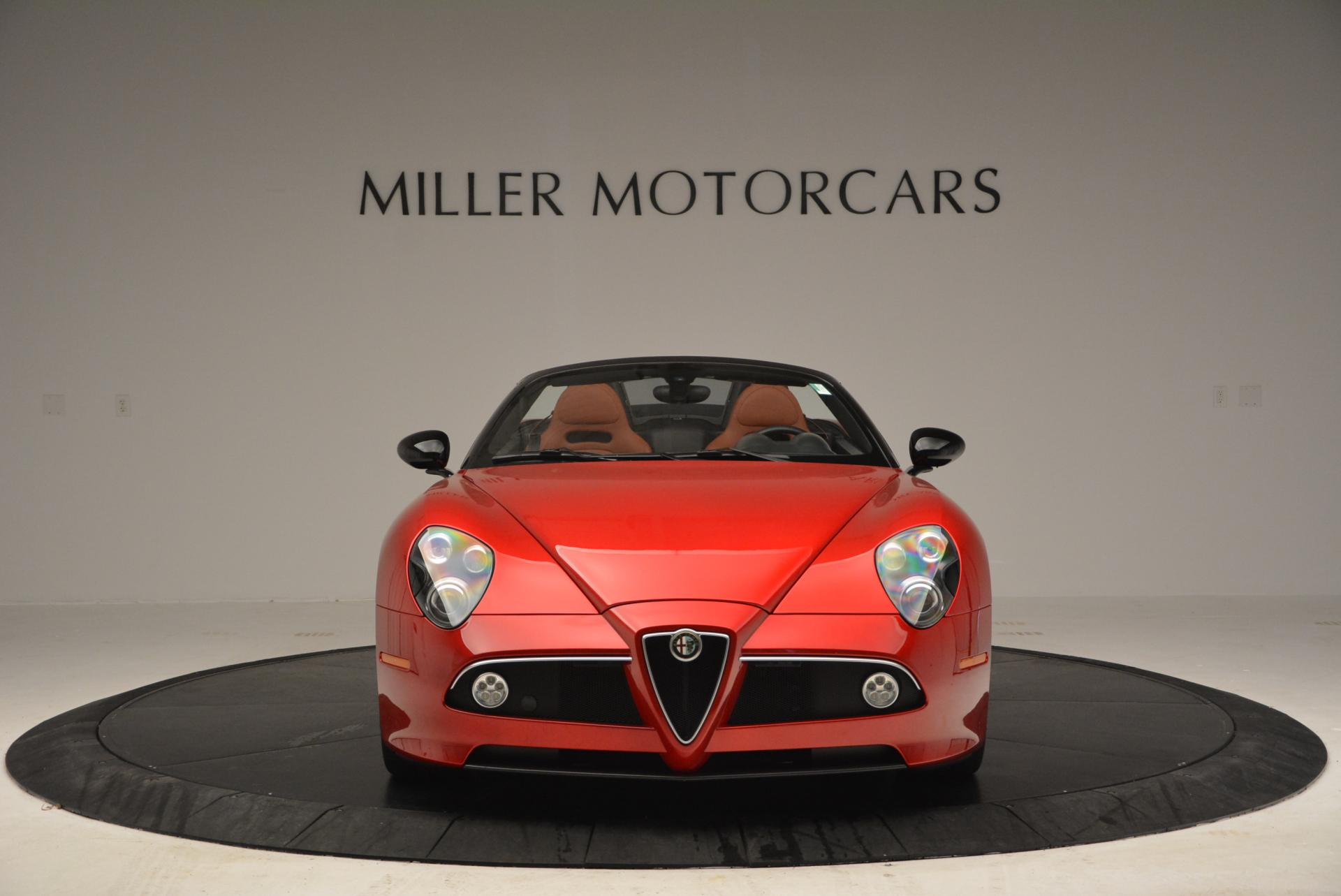 Used 2009 Alfa Romeo 8C COMPETIZIONE Spider For Sale In Greenwich, CT. Alfa Romeo of Greenwich, 6958 1_p12