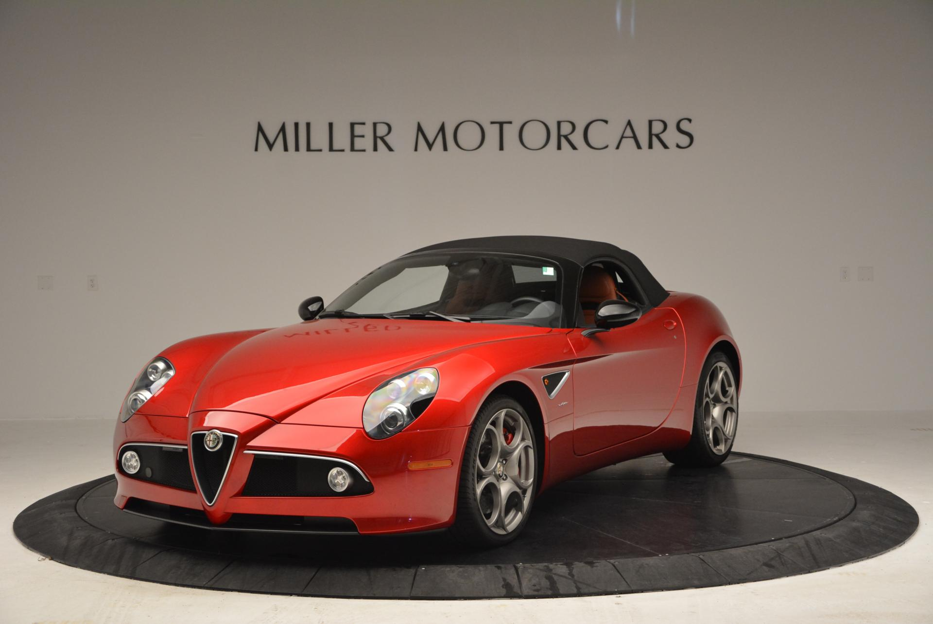 Used 2009 Alfa Romeo 8C COMPETIZIONE Spider For Sale In Greenwich, CT. Alfa Romeo of Greenwich, 6958 1_p13