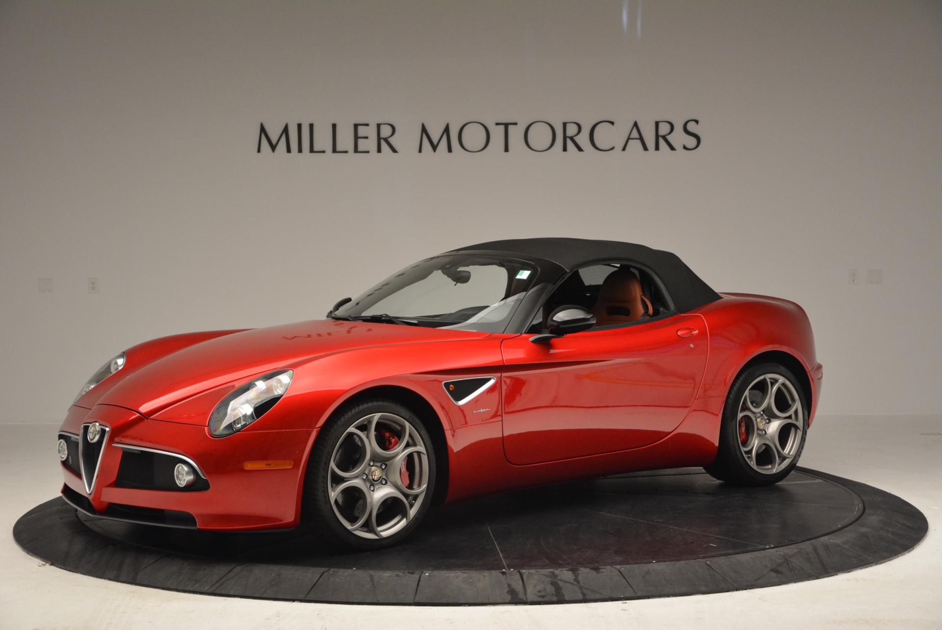 Used 2009 Alfa Romeo 8C COMPETIZIONE Spider For Sale In Greenwich, CT. Alfa Romeo of Greenwich, 6958 1_p14