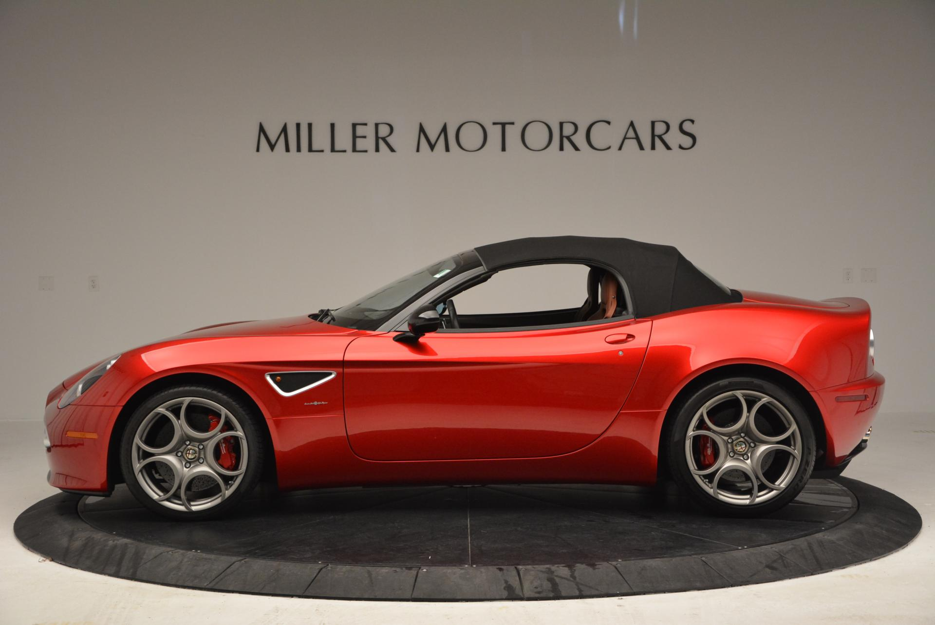 Used 2009 Alfa Romeo 8C COMPETIZIONE Spider For Sale In Greenwich, CT. Alfa Romeo of Greenwich, 6958 1_p15