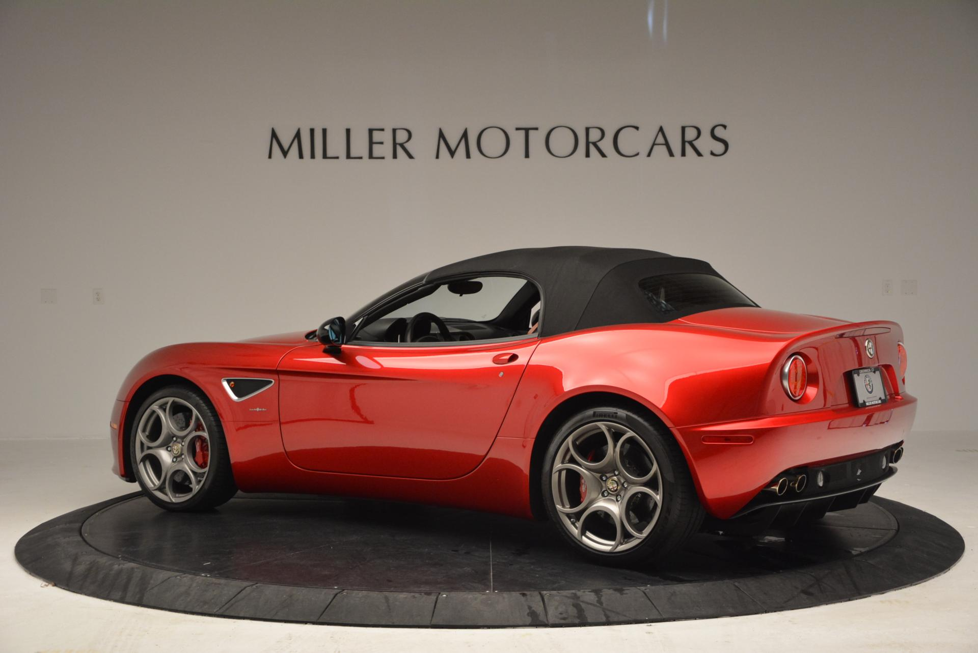 Used 2009 Alfa Romeo 8C COMPETIZIONE Spider For Sale In Greenwich, CT. Alfa Romeo of Greenwich, 6958 1_p16