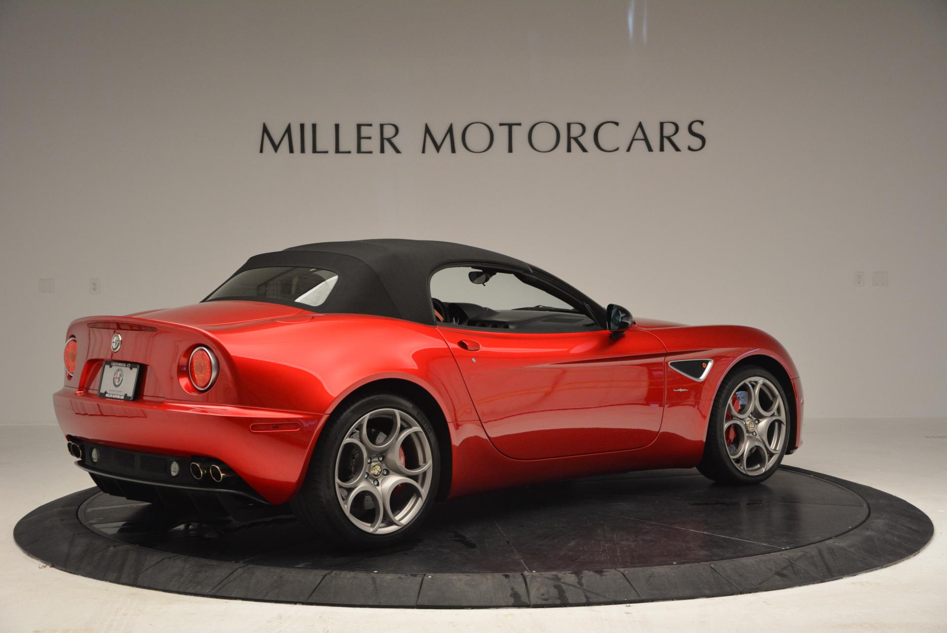 Used 2009 Alfa Romeo 8C COMPETIZIONE Spider For Sale In Greenwich, CT. Alfa Romeo of Greenwich, 6958 1_p20