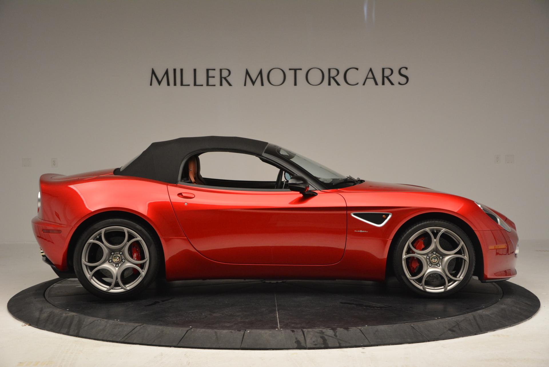 Used 2009 Alfa Romeo 8C COMPETIZIONE Spider For Sale In Greenwich, CT. Alfa Romeo of Greenwich, 6958 1_p21