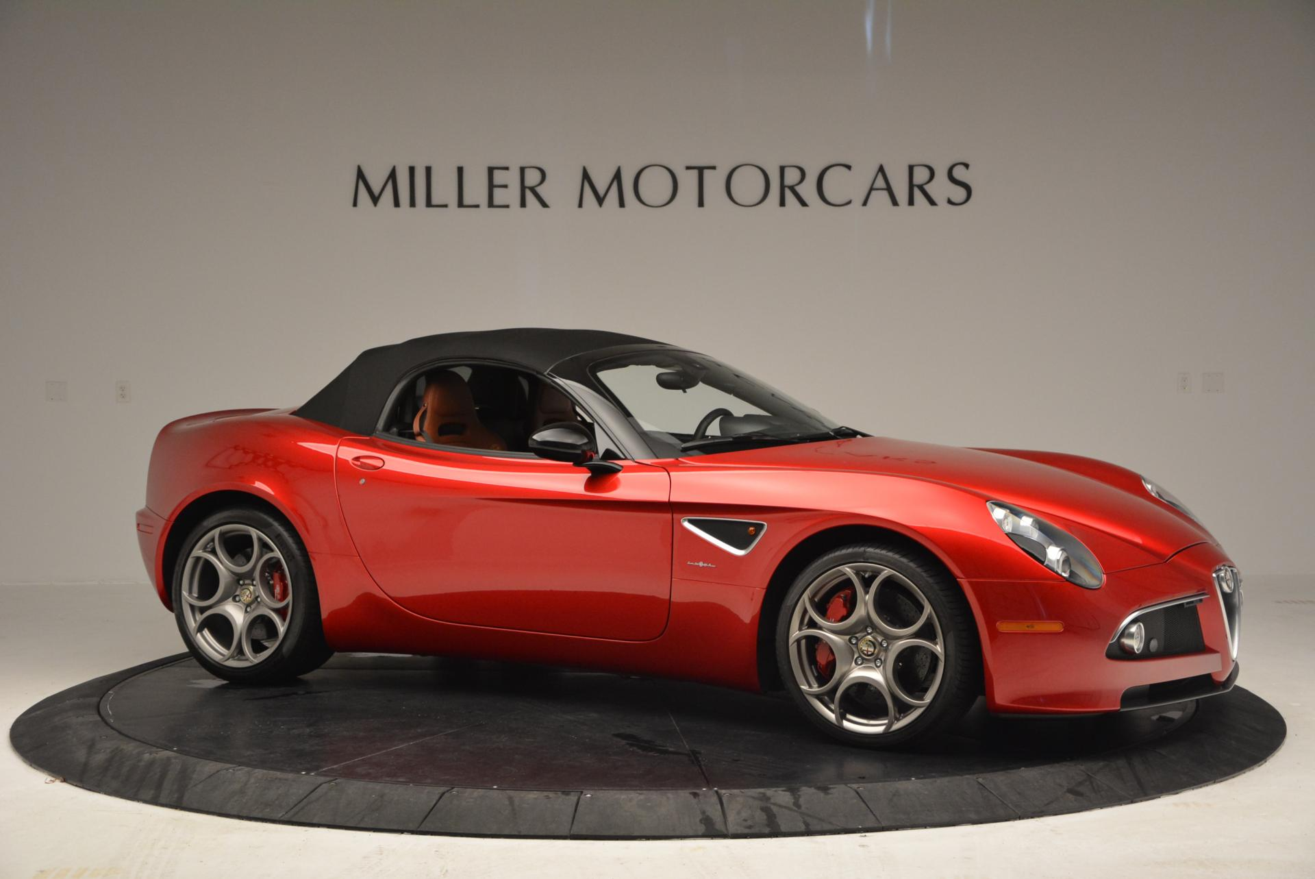 Used 2009 Alfa Romeo 8C COMPETIZIONE Spider For Sale In Greenwich, CT. Alfa Romeo of Greenwich, 6958 1_p22