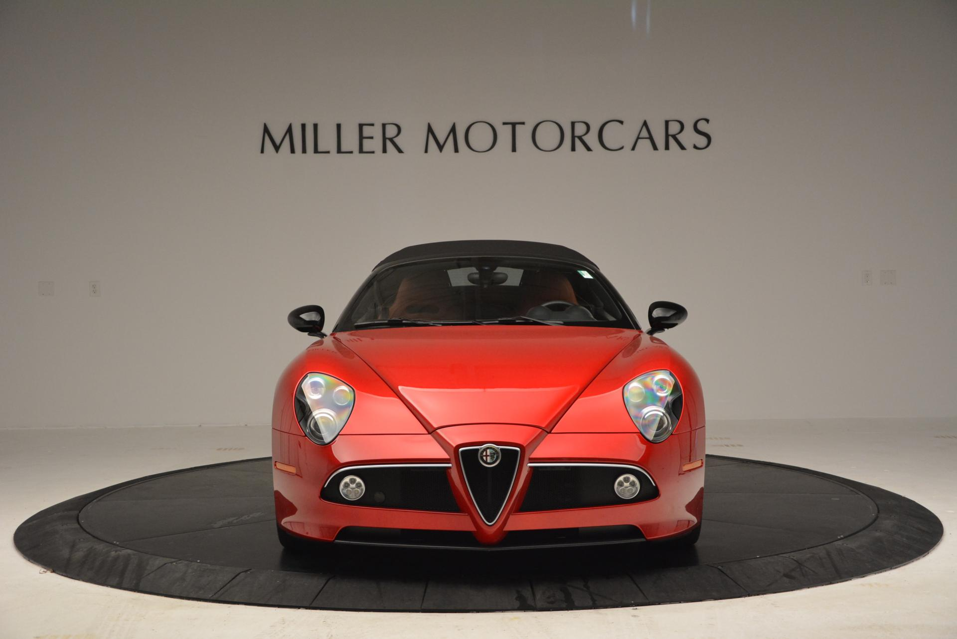Used 2009 Alfa Romeo 8C COMPETIZIONE Spider For Sale In Greenwich, CT. Alfa Romeo of Greenwich, 6958 1_p24