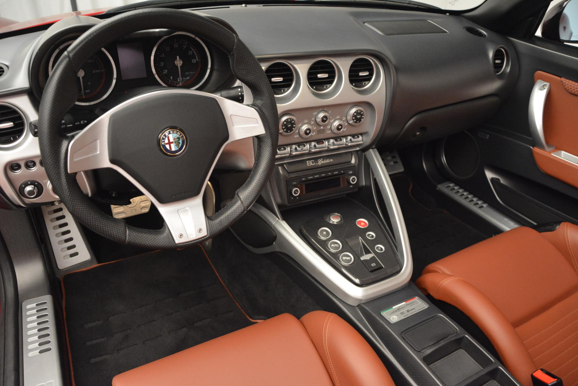 Used 2009 Alfa Romeo 8C COMPETIZIONE Spider For Sale In Greenwich, CT. Alfa Romeo of Greenwich, 6958 1_p25