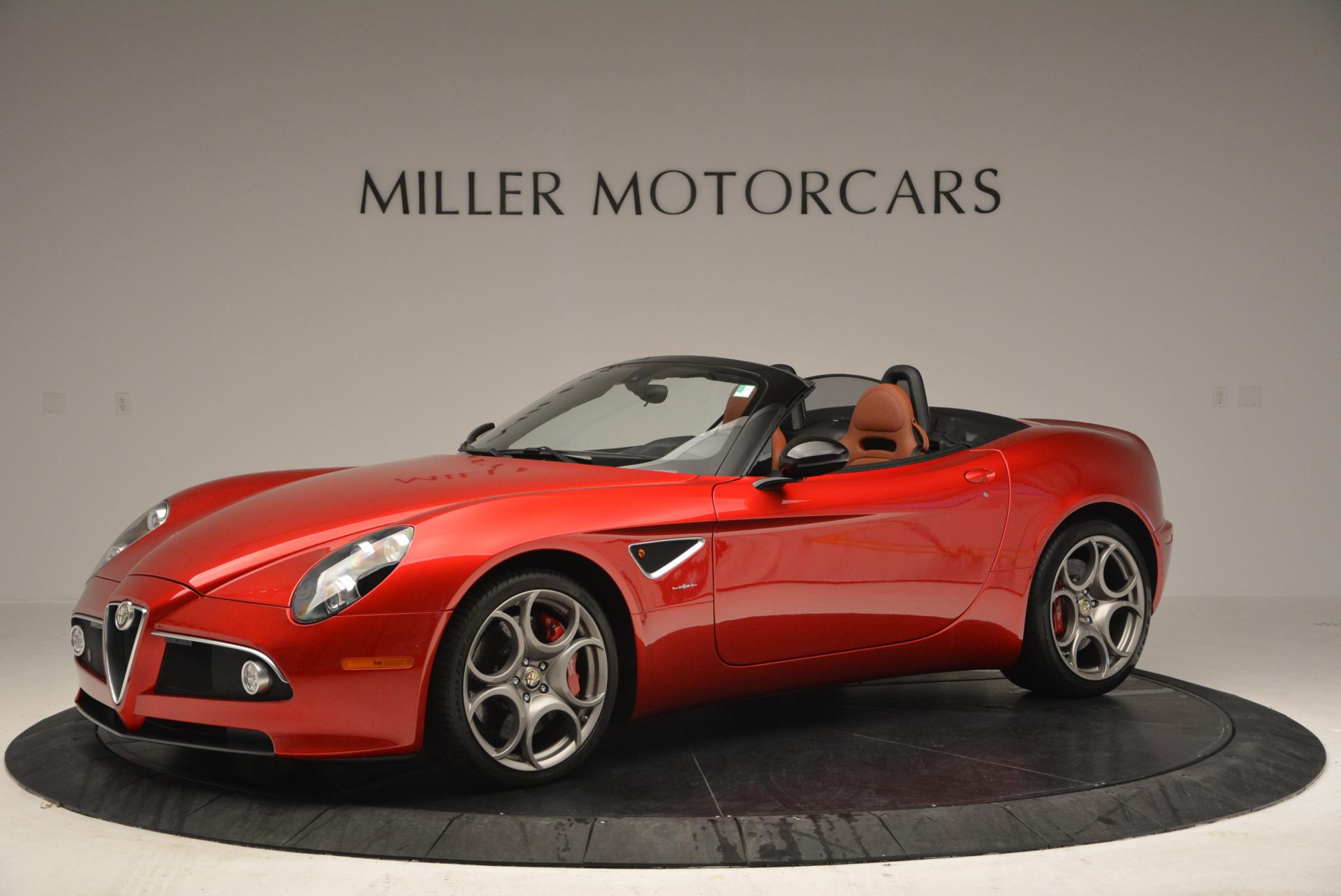 Used 2009 Alfa Romeo 8C COMPETIZIONE Spider For Sale In Greenwich, CT. Alfa Romeo of Greenwich, 6958 1_p2