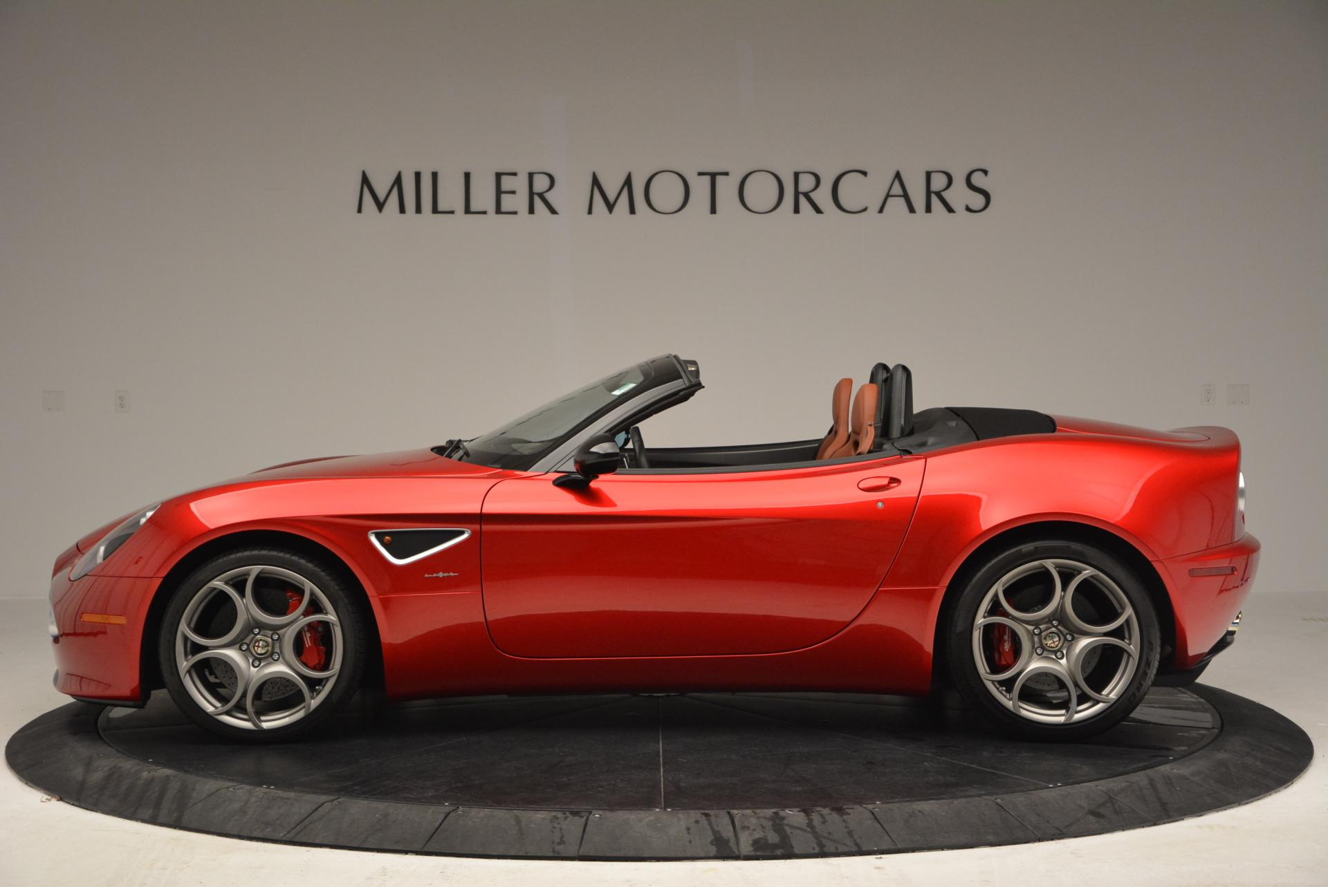 Used 2009 Alfa Romeo 8C COMPETIZIONE Spider For Sale In Greenwich, CT. Alfa Romeo of Greenwich, 6958 1_p3