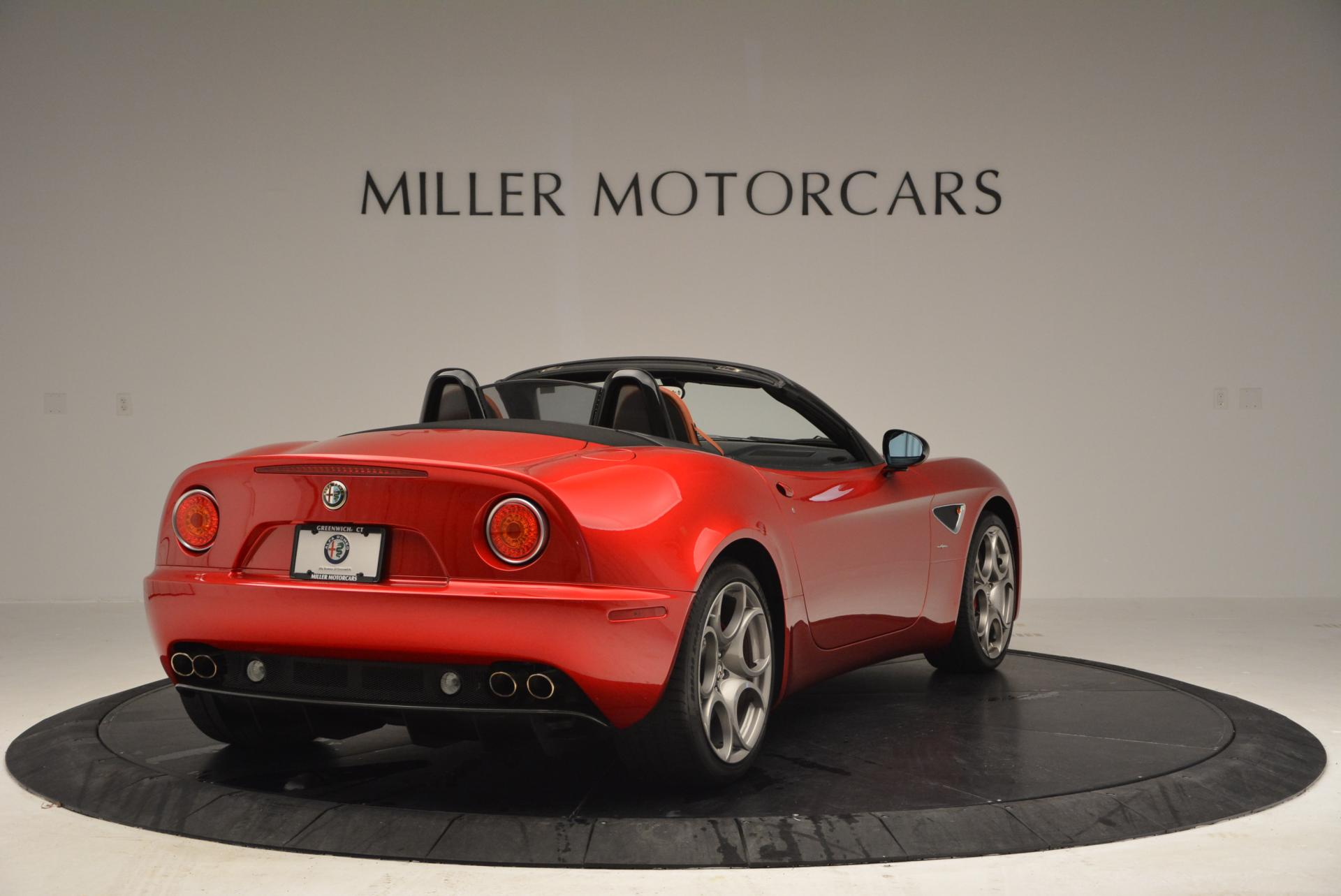 Used 2009 Alfa Romeo 8C COMPETIZIONE Spider For Sale In Greenwich, CT. Alfa Romeo of Greenwich, 6958 1_p7