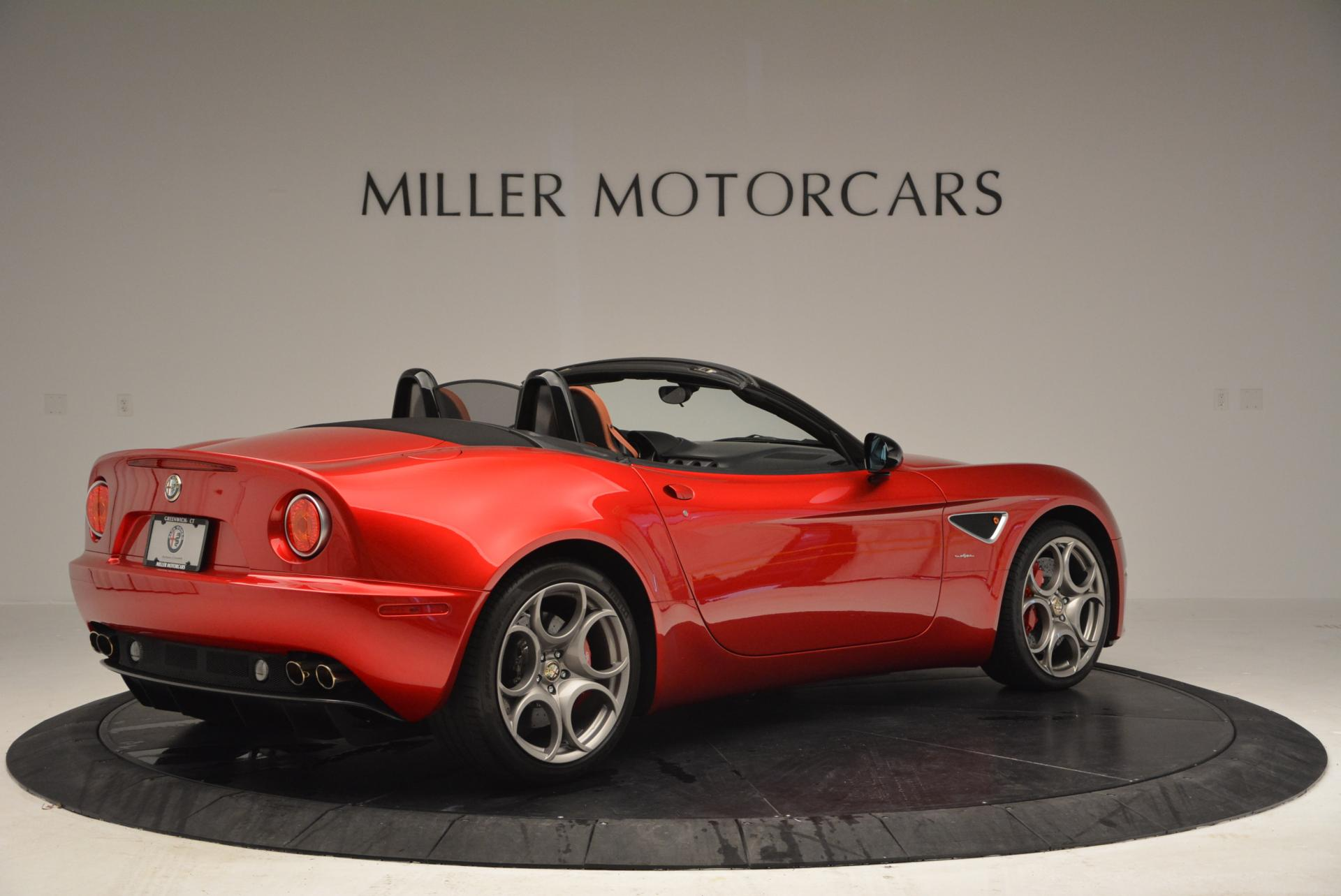 Used 2009 Alfa Romeo 8C COMPETIZIONE Spider For Sale In Greenwich, CT. Alfa Romeo of Greenwich, 6958 1_p8