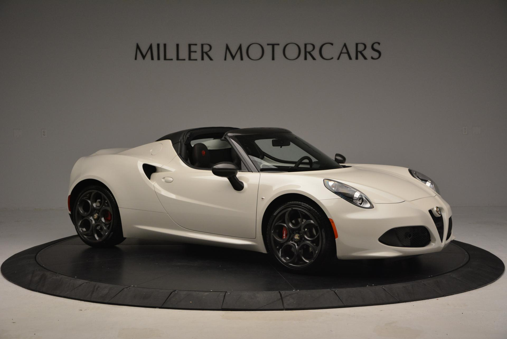 New 2015 Alfa Romeo 4C Spider  For Sale In Greenwich, CT. Alfa Romeo of Greenwich, L030 10_p10
