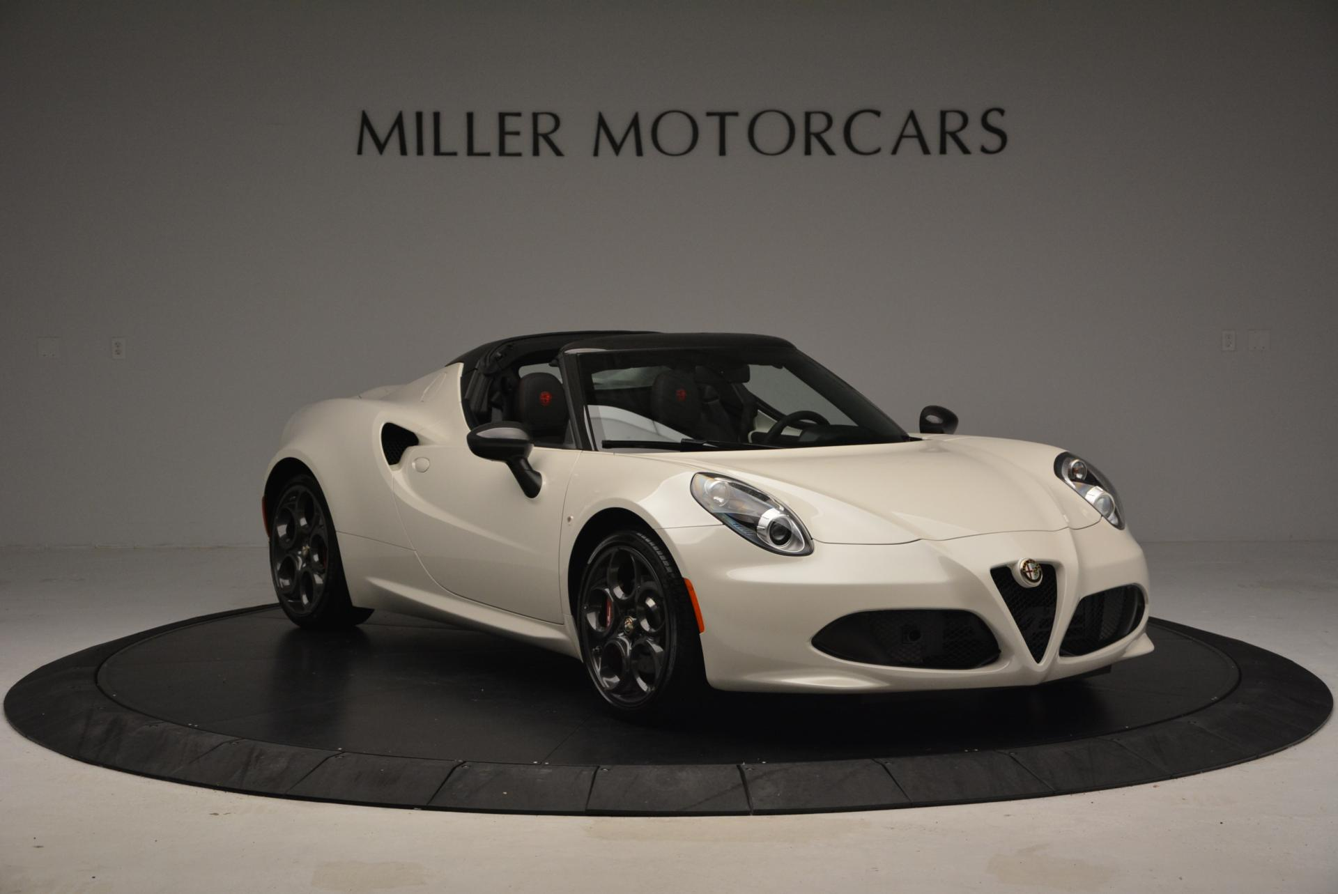 New 2015 Alfa Romeo 4C Spider  For Sale In Greenwich, CT. Alfa Romeo of Greenwich, L030 10_p11