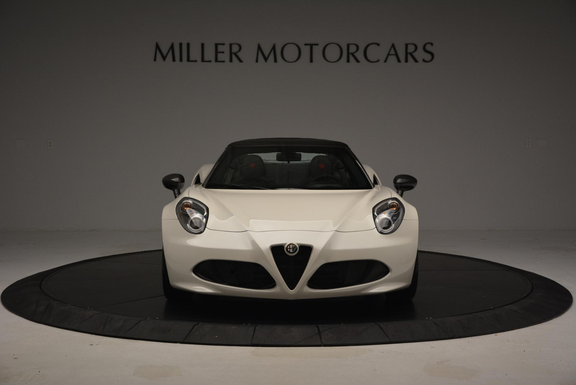 New 2015 Alfa Romeo 4C Spider  For Sale In Greenwich, CT. Alfa Romeo of Greenwich, L030 10_p12