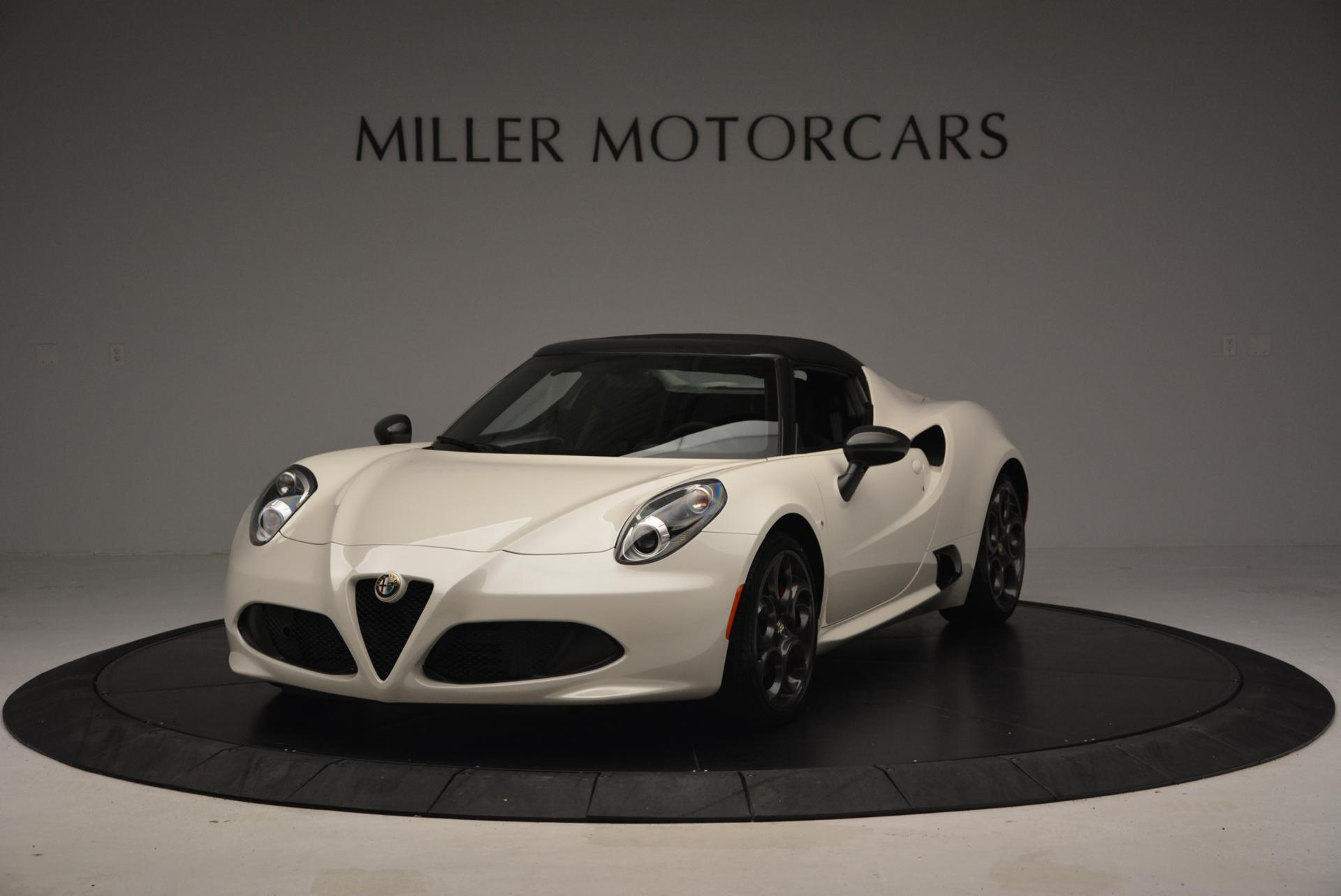 New 2015 Alfa Romeo 4C Spider  For Sale In Greenwich, CT. Alfa Romeo of Greenwich, L030 10_p13