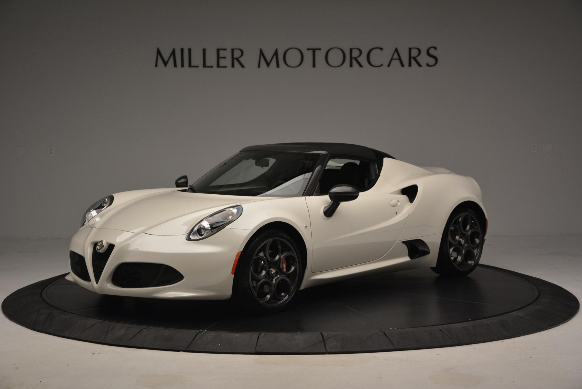 New 2015 Alfa Romeo 4C Spider  For Sale In Greenwich, CT. Alfa Romeo of Greenwich, L030 10_p14