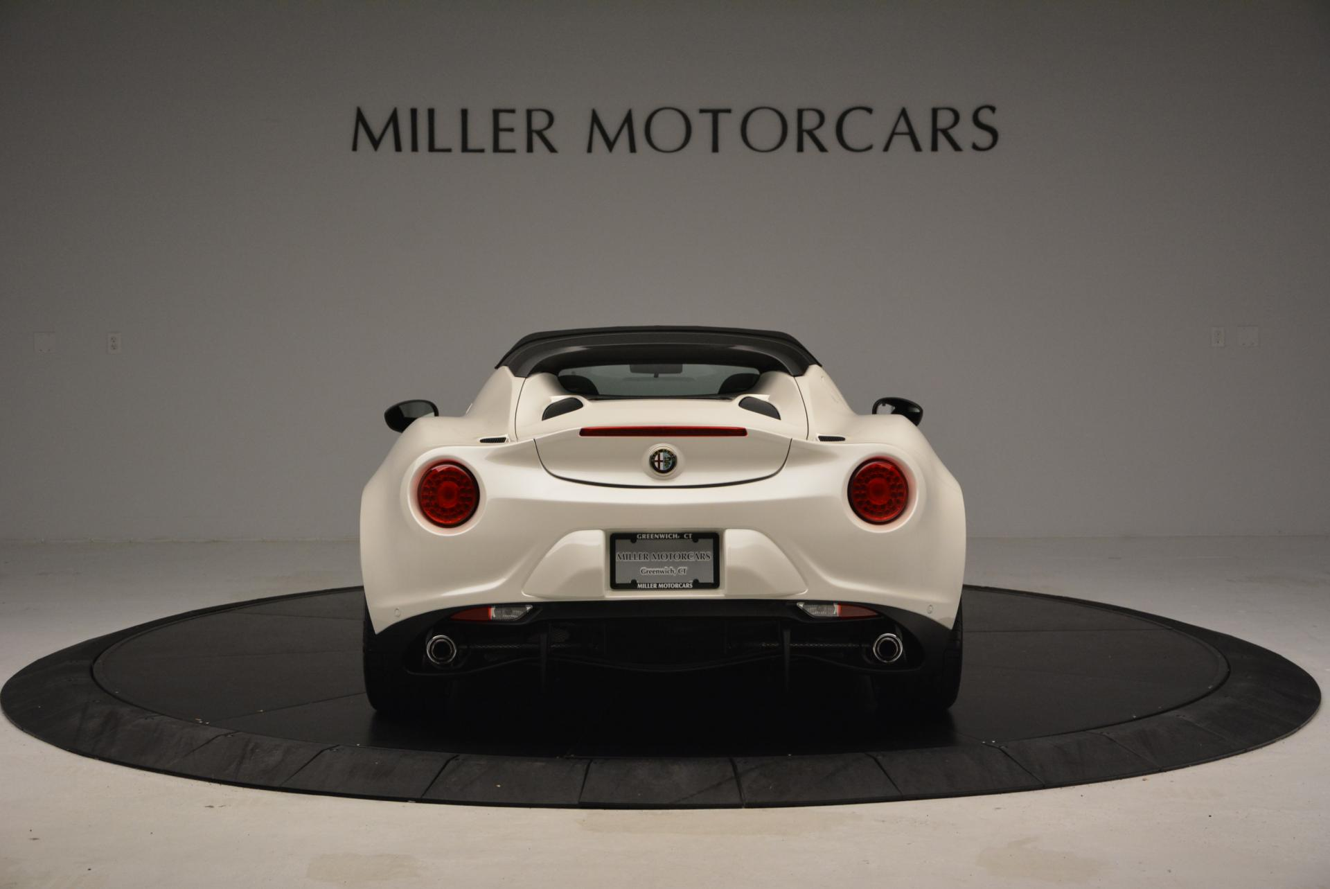 New 2015 Alfa Romeo 4C Spider  For Sale In Greenwich, CT. Alfa Romeo of Greenwich, L030 10_p18