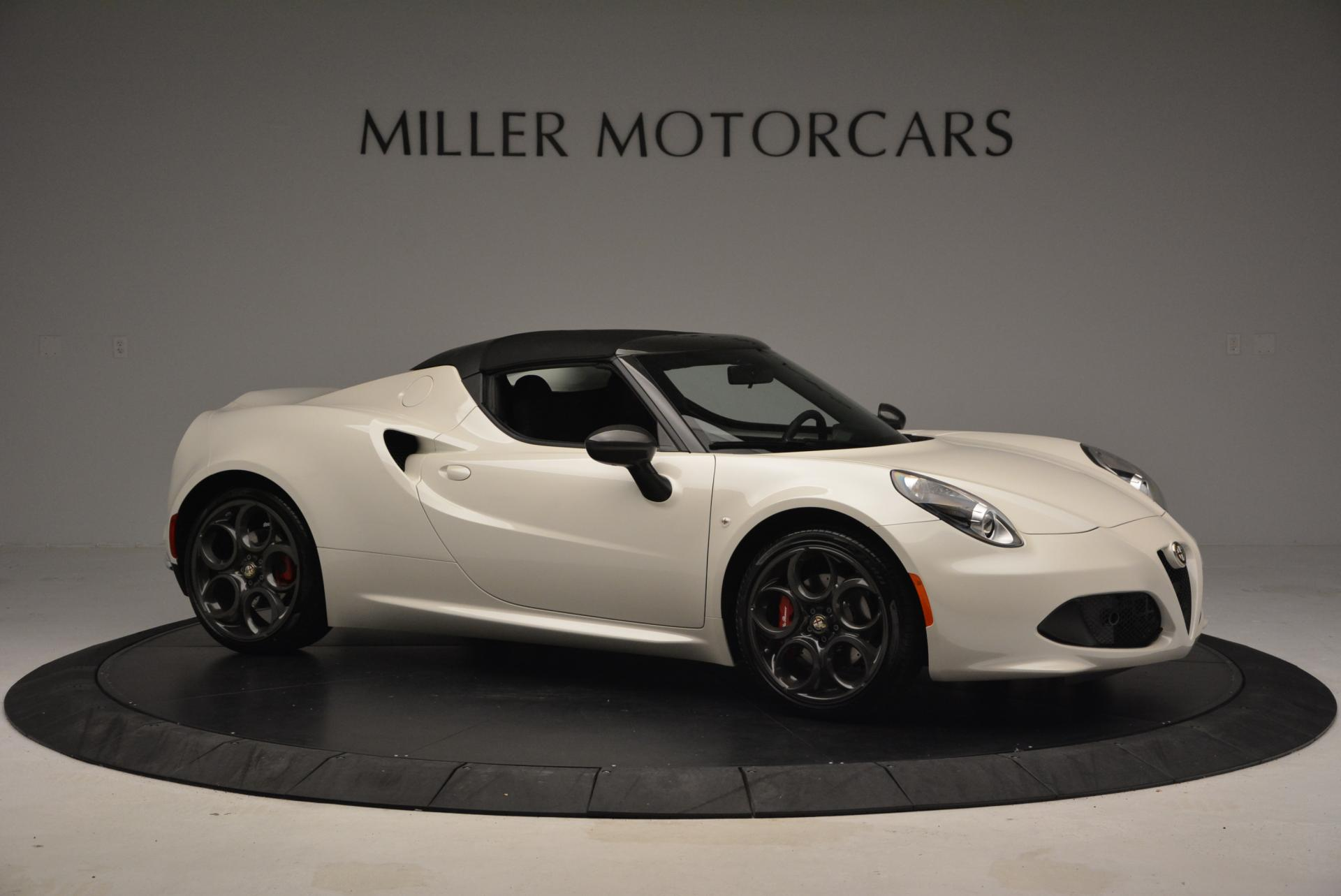 New 2015 Alfa Romeo 4C Spider  For Sale In Greenwich, CT. Alfa Romeo of Greenwich, L030 10_p22