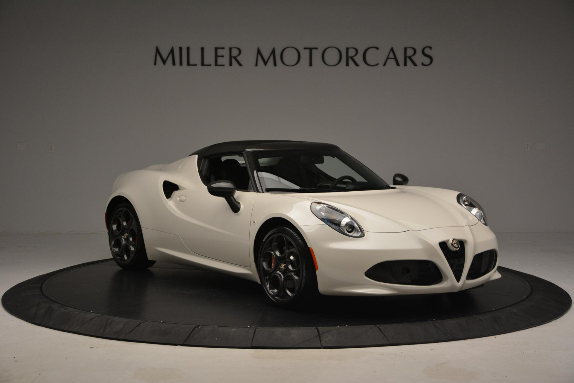 New 2015 Alfa Romeo 4C Spider  For Sale In Greenwich, CT. Alfa Romeo of Greenwich, L030 10_p23