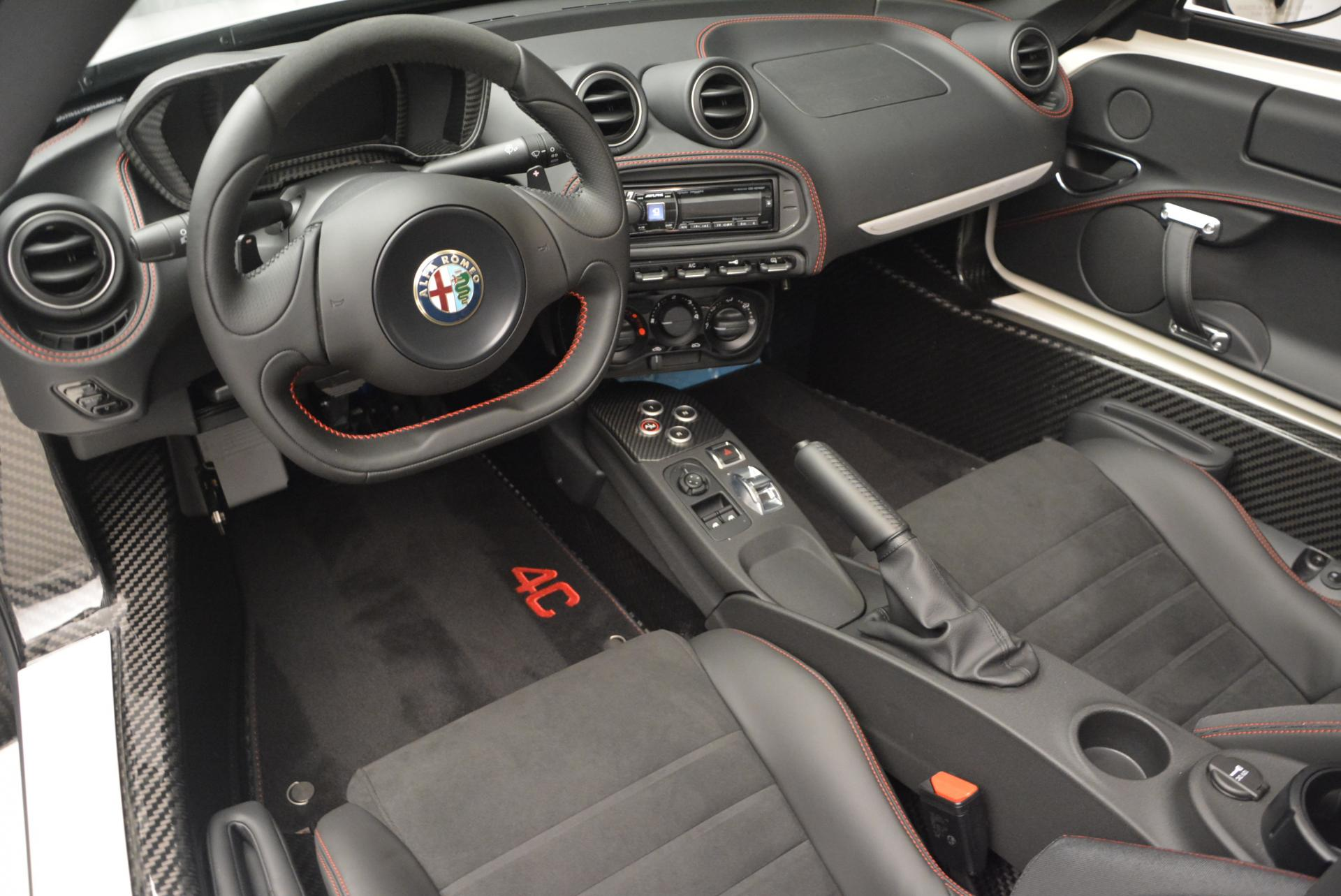 New 2015 Alfa Romeo 4C Spider  For Sale In Greenwich, CT. Alfa Romeo of Greenwich, L030 10_p24