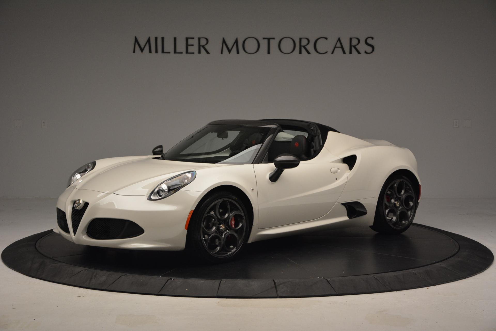 New 2015 Alfa Romeo 4C Spider  For Sale In Greenwich, CT. Alfa Romeo of Greenwich, L030 10_p2