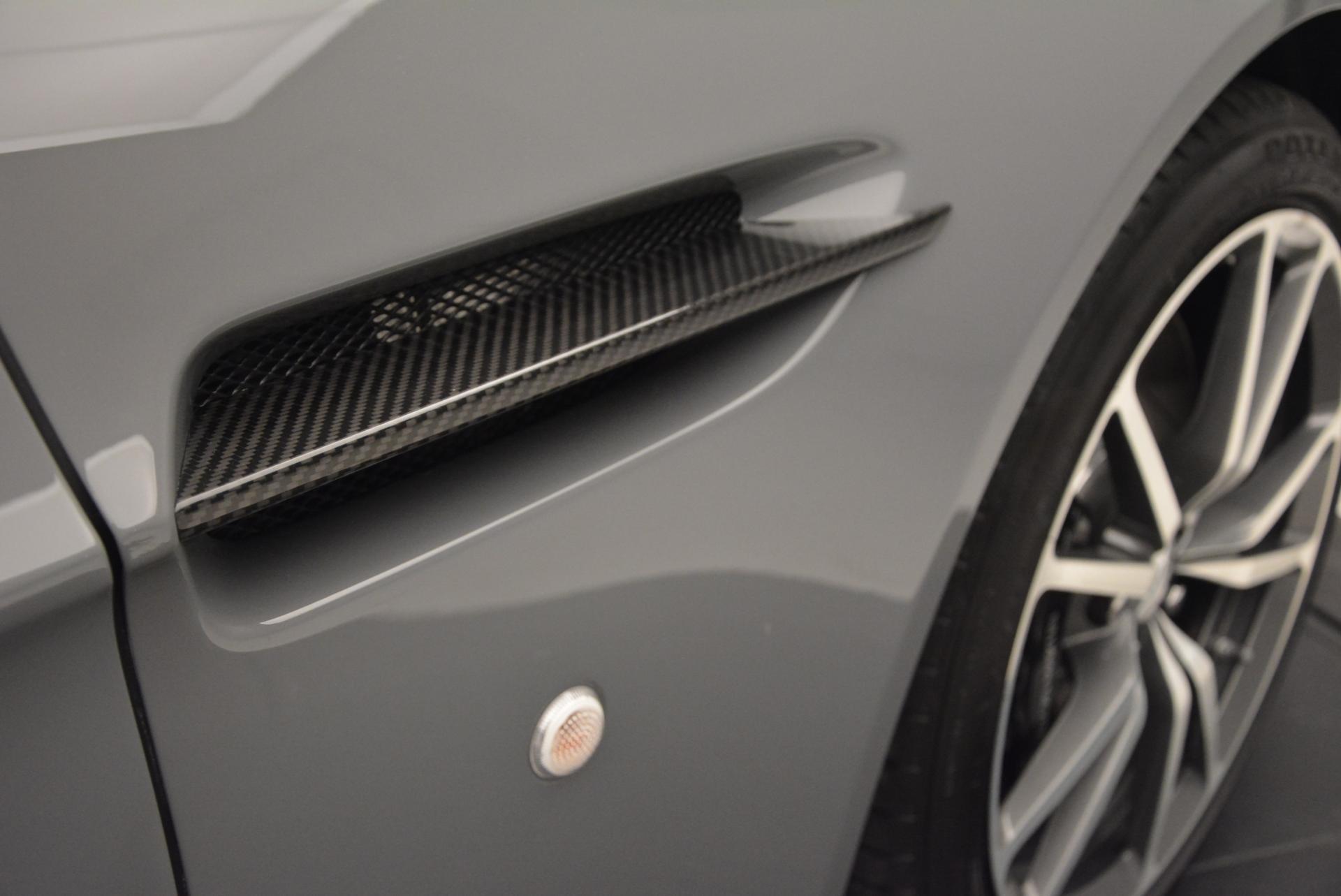New 2016 Aston Martin Vantage GT  For Sale In Greenwich, CT. Alfa Romeo of Greenwich, A1170 100_p19