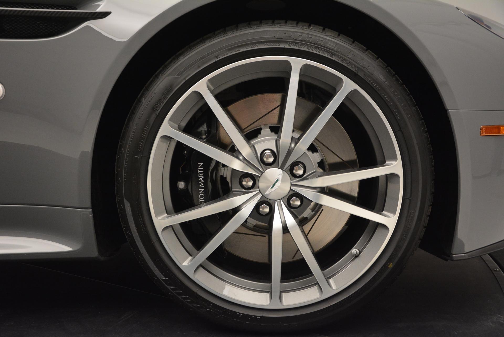 New 2016 Aston Martin Vantage GT  For Sale In Greenwich, CT. Alfa Romeo of Greenwich, A1170 100_p21