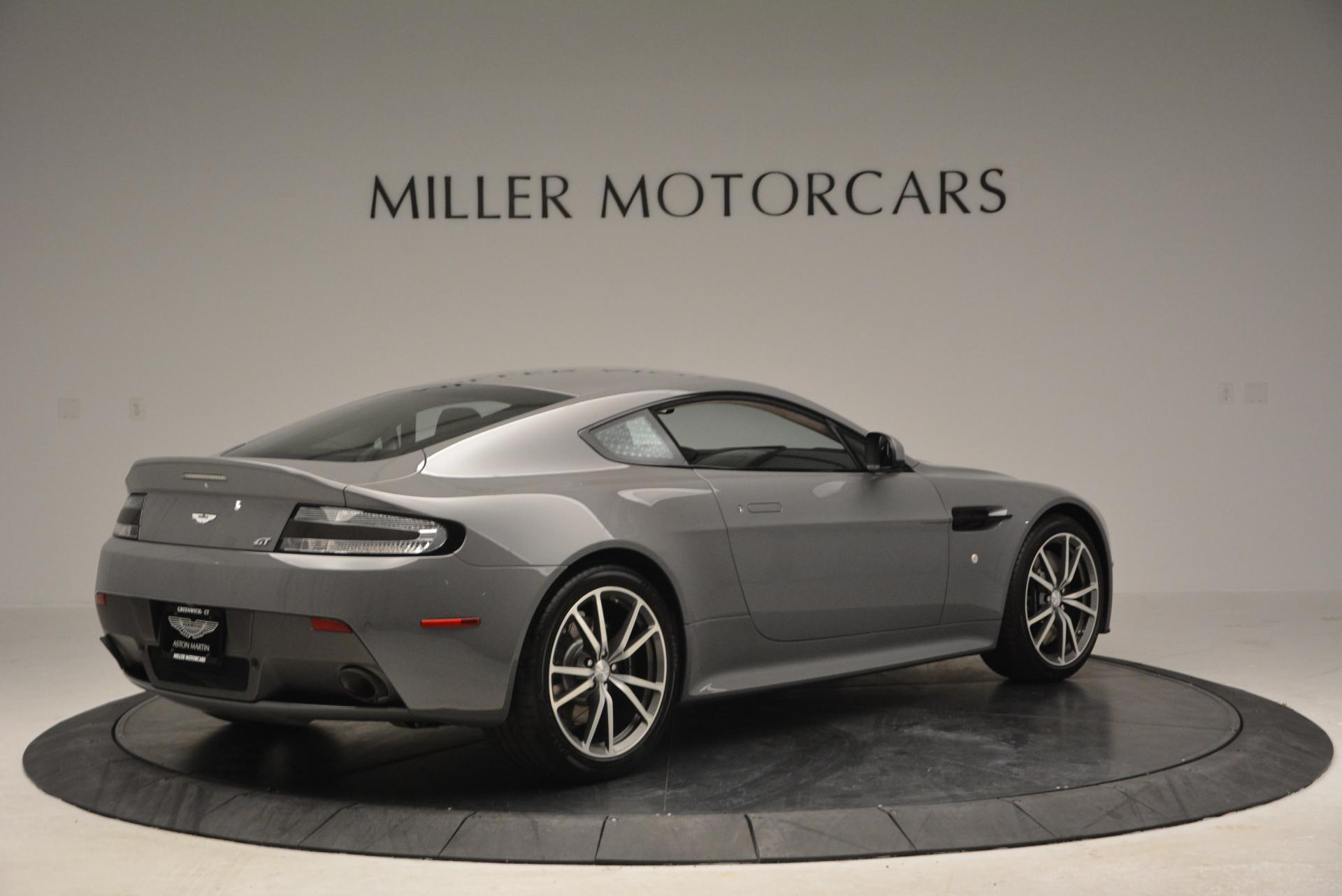 New 2016 Aston Martin Vantage GT  For Sale In Greenwich, CT. Alfa Romeo of Greenwich, A1170 100_p8