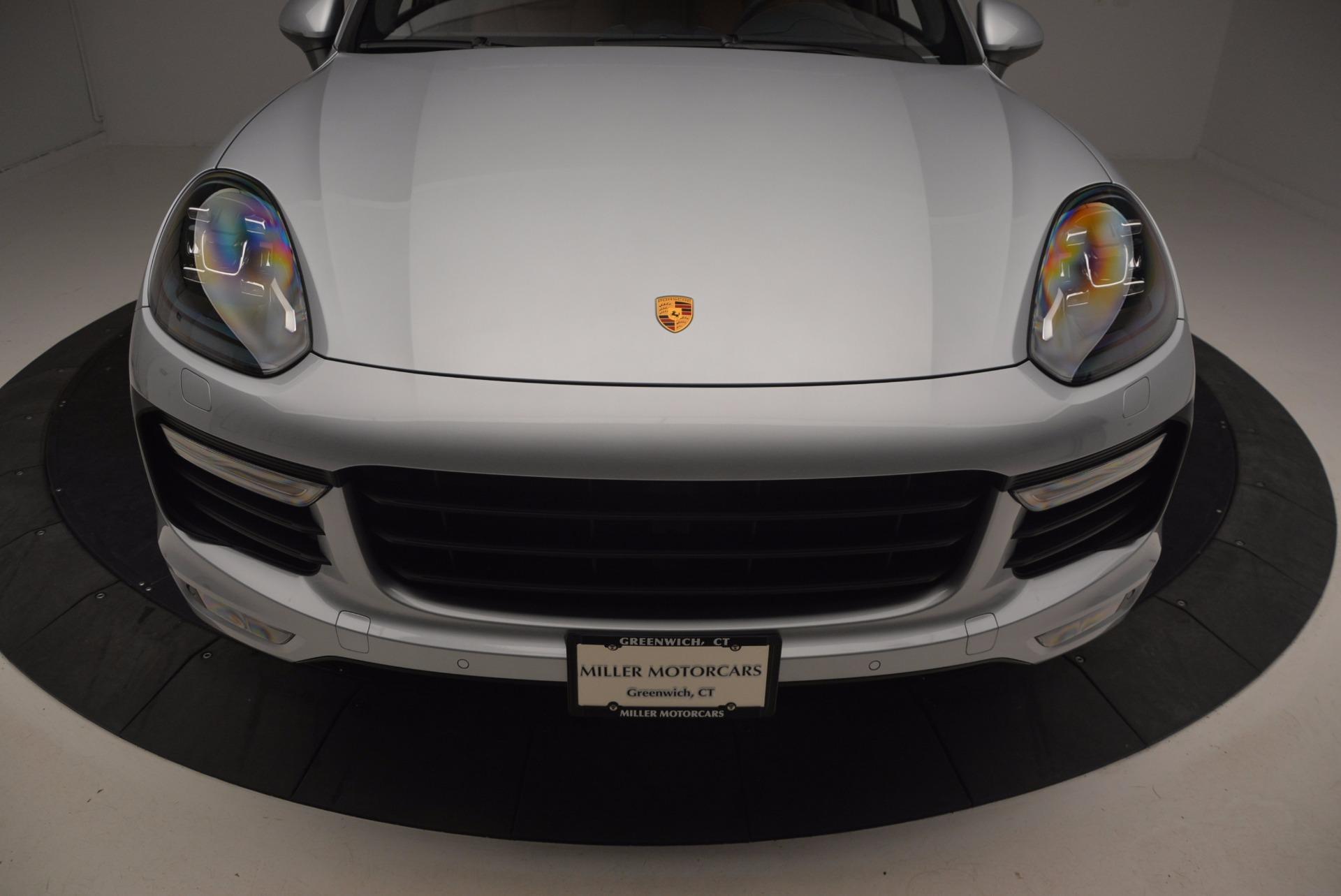 Used 2016 Porsche Cayenne Turbo For Sale In Greenwich, CT. Alfa Romeo of Greenwich, 7165 1000_p13