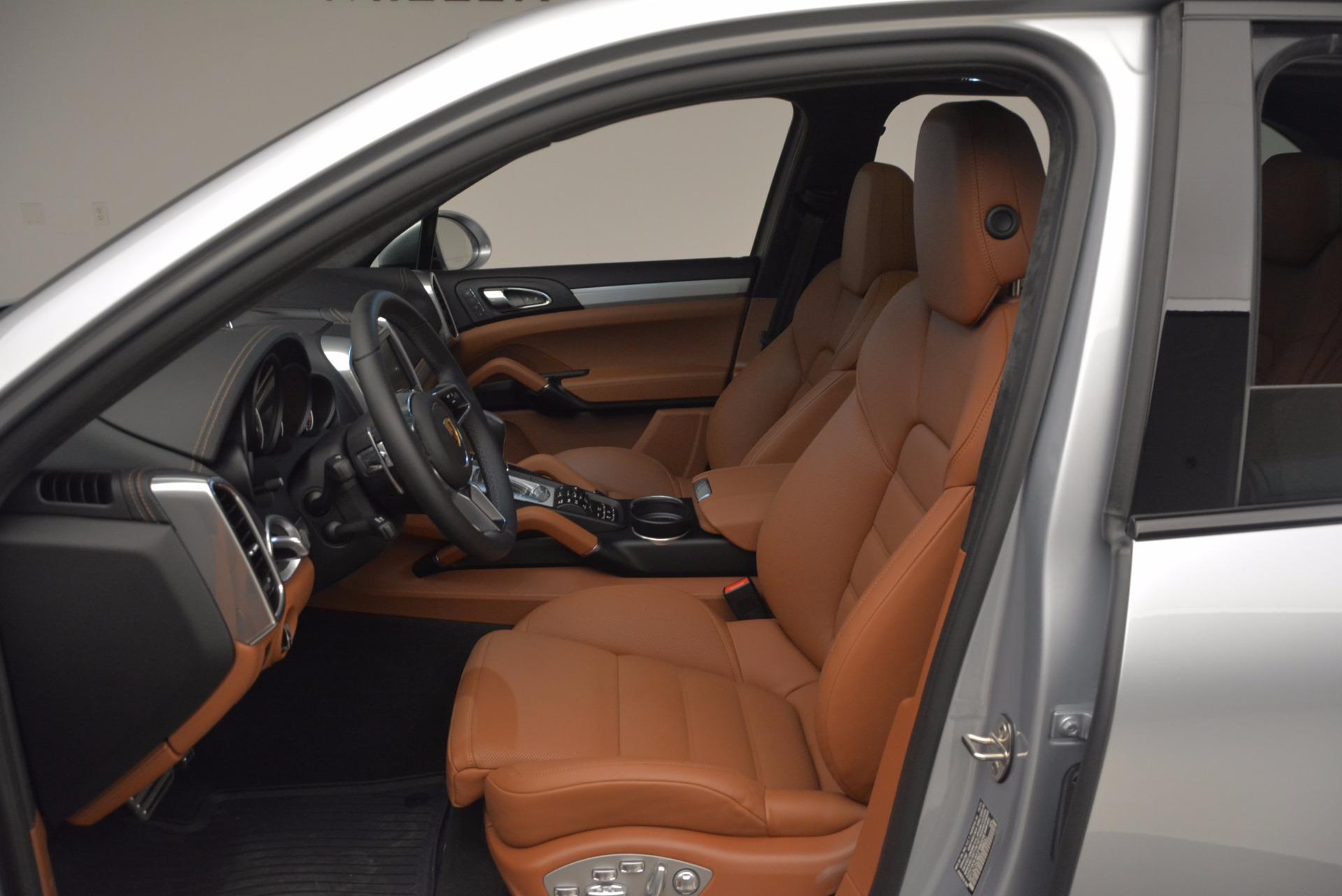 Used 2016 Porsche Cayenne Turbo For Sale In Greenwich, CT. Alfa Romeo of Greenwich, 7165 1000_p19