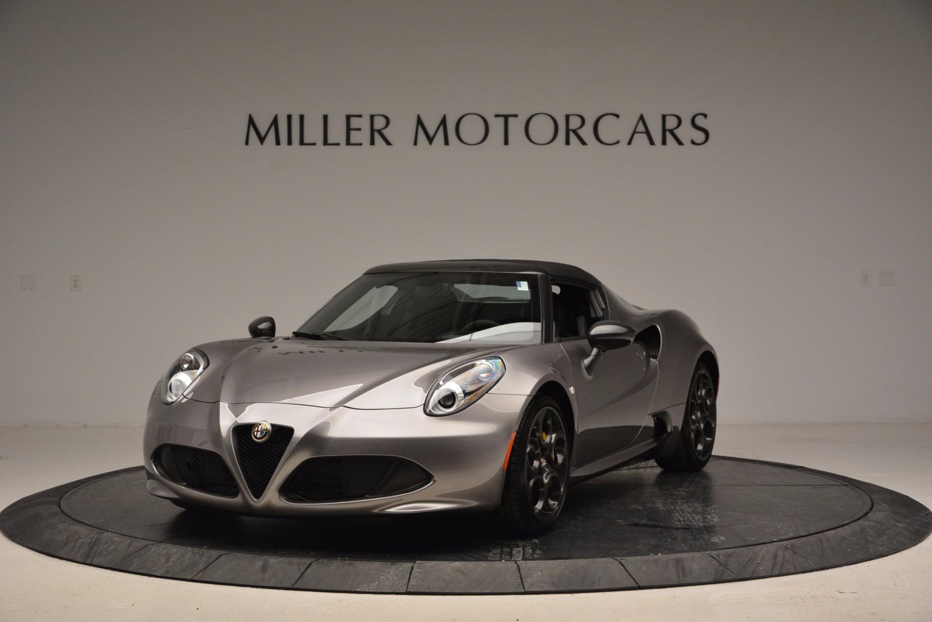 New 2016 Alfa Romeo 4C Spider For Sale In Greenwich, CT. Alfa Romeo of Greenwich, L052 1004_p13