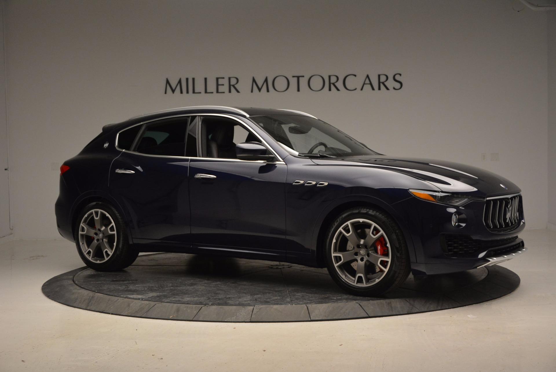 New 2017 Maserati Levante S Q4 For Sale In Greenwich, CT. Alfa Romeo of Greenwich, M1722 1006_p10