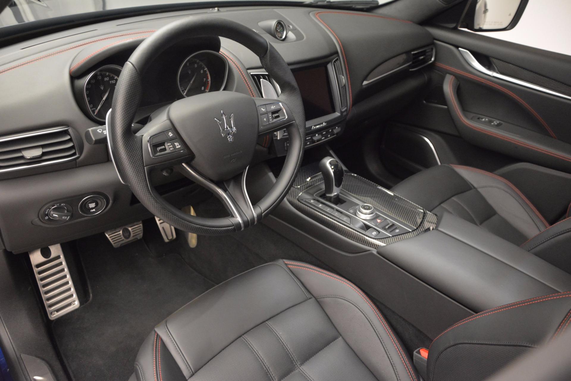 New 2017 Maserati Levante S Q4 For Sale In Greenwich, CT. Alfa Romeo of Greenwich, M1722 1006_p13