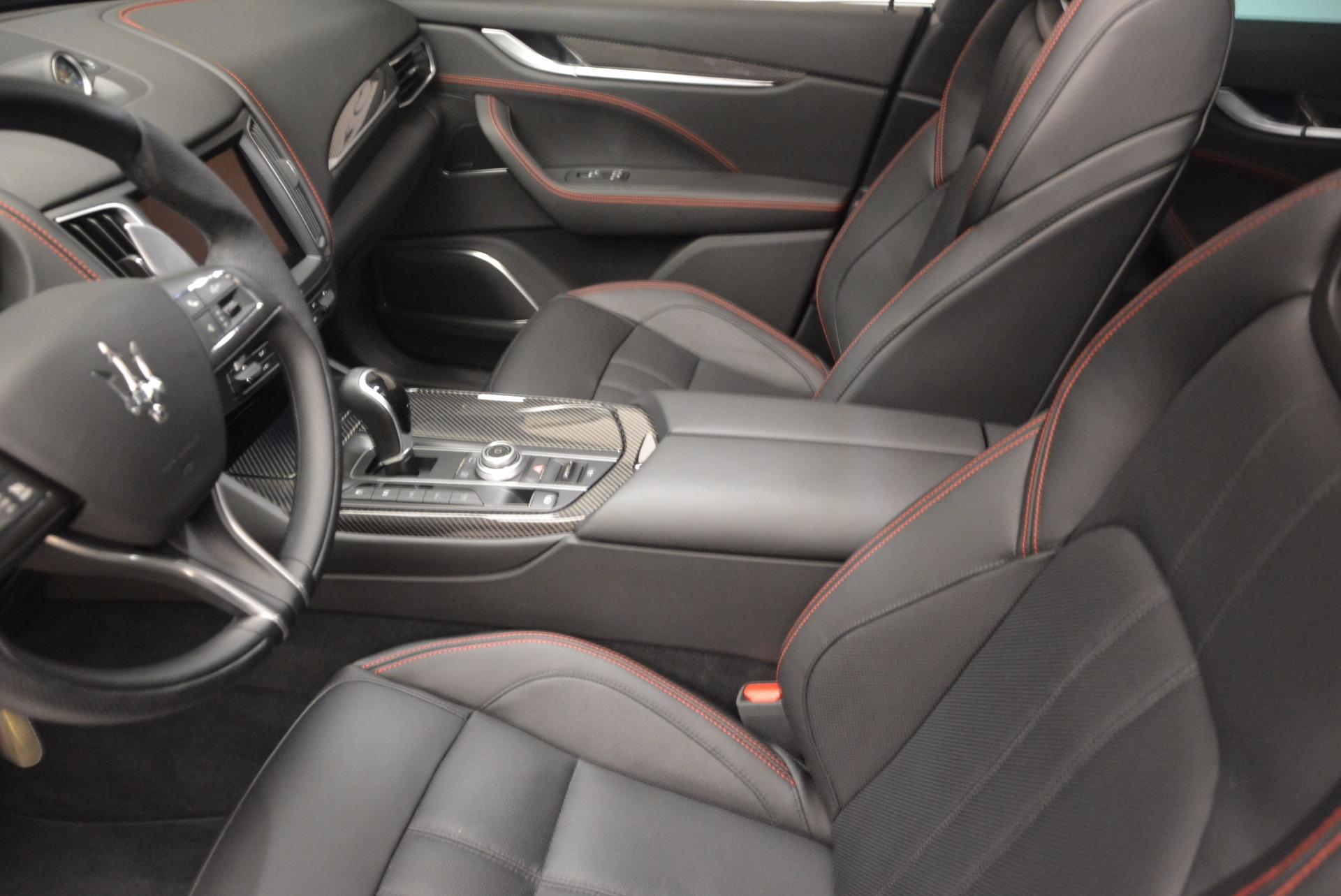 New 2017 Maserati Levante S Q4 For Sale In Greenwich, CT. Alfa Romeo of Greenwich, M1722 1006_p14