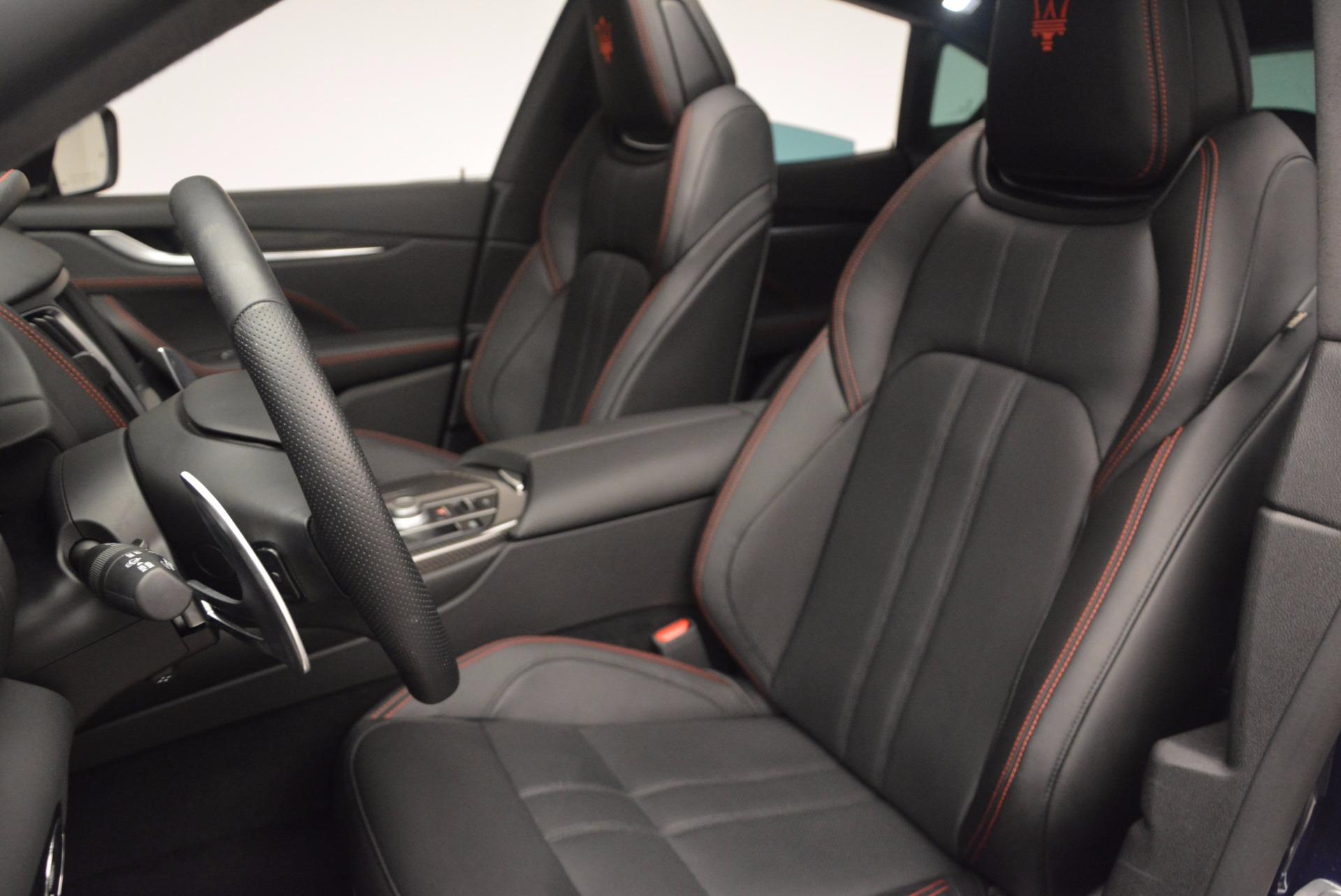 New 2017 Maserati Levante S Q4 For Sale In Greenwich, CT. Alfa Romeo of Greenwich, M1722 1006_p15