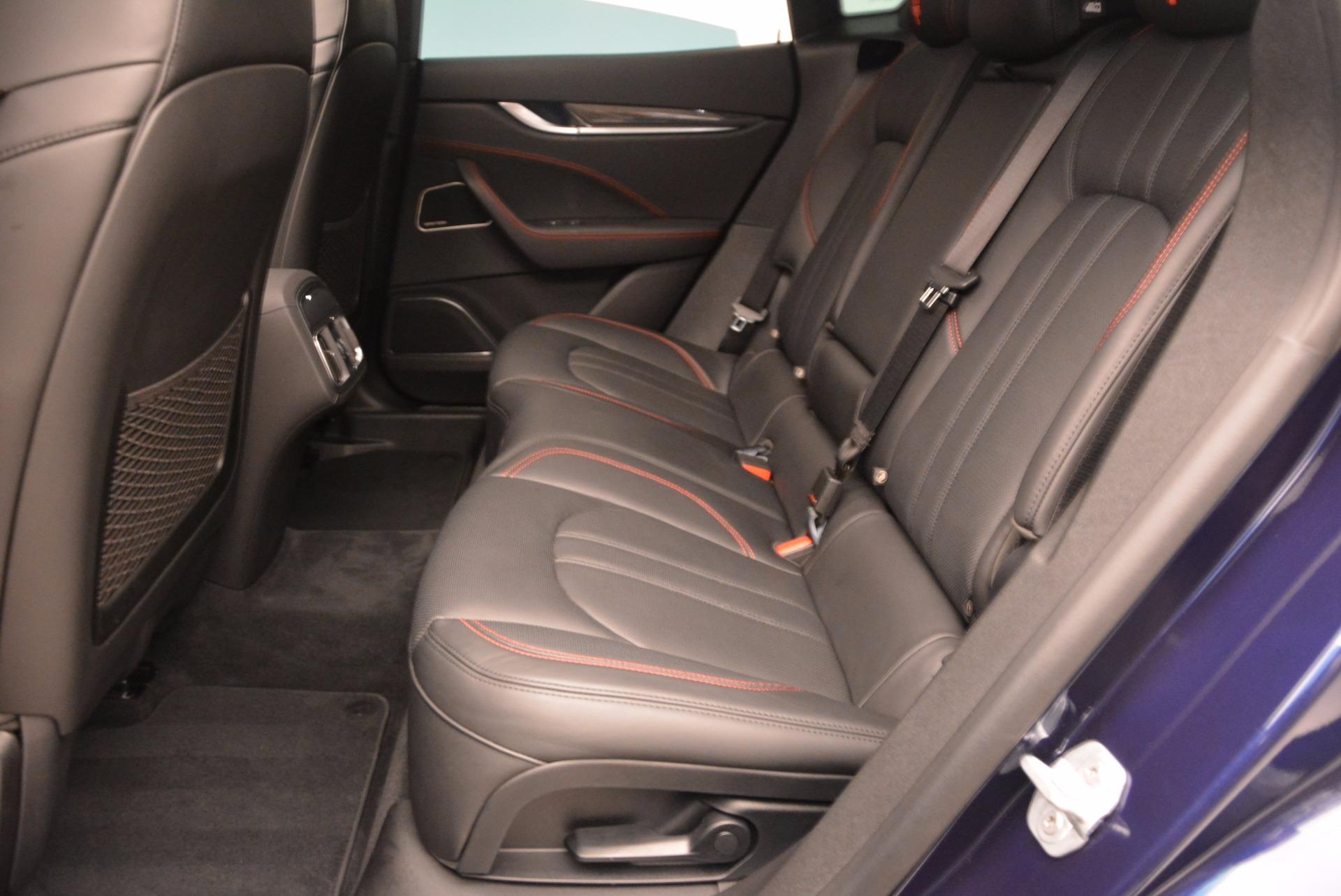 New 2017 Maserati Levante S Q4 For Sale In Greenwich, CT. Alfa Romeo of Greenwich, M1722 1006_p18