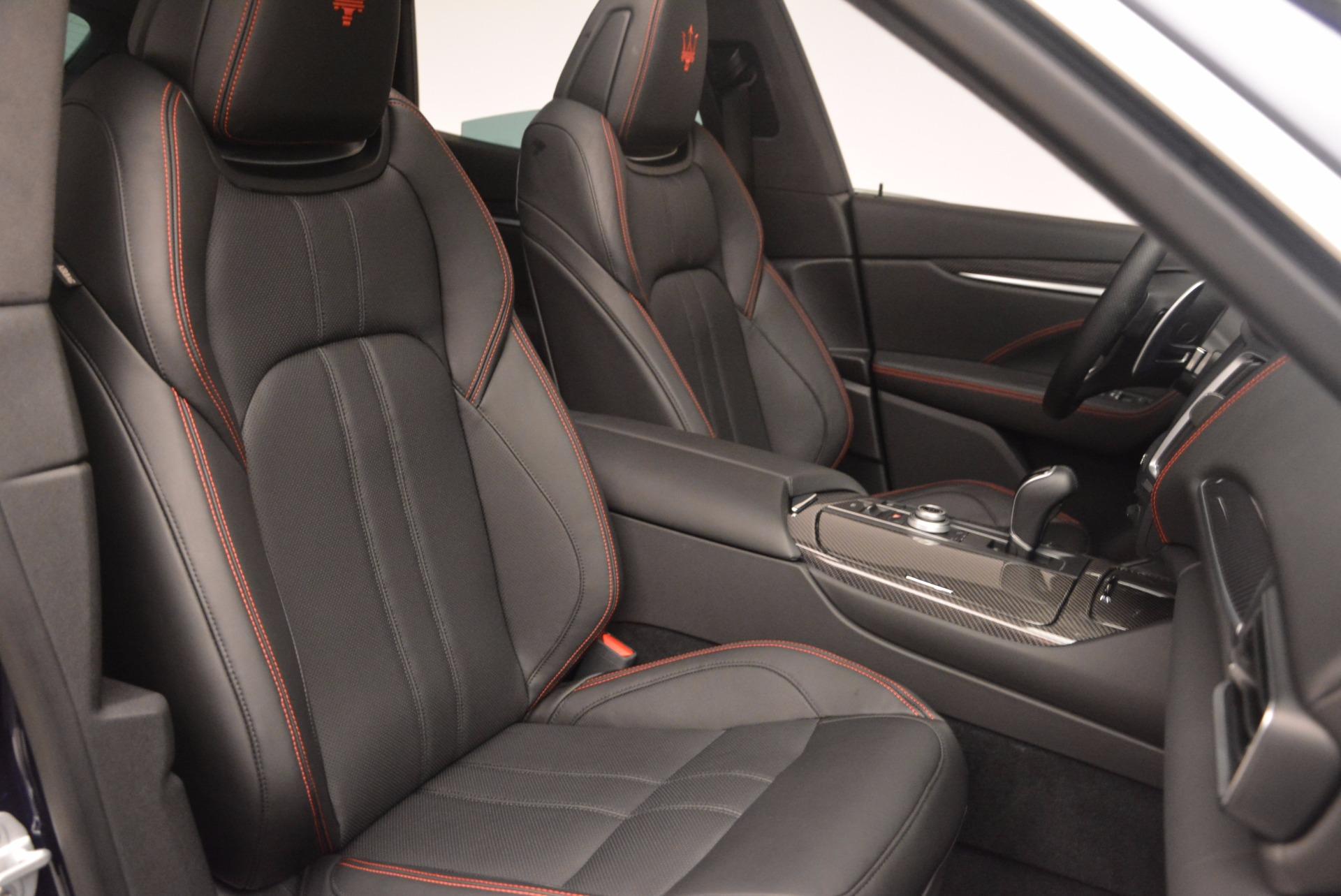 New 2017 Maserati Levante S Q4 For Sale In Greenwich, CT. Alfa Romeo of Greenwich, M1722 1006_p22