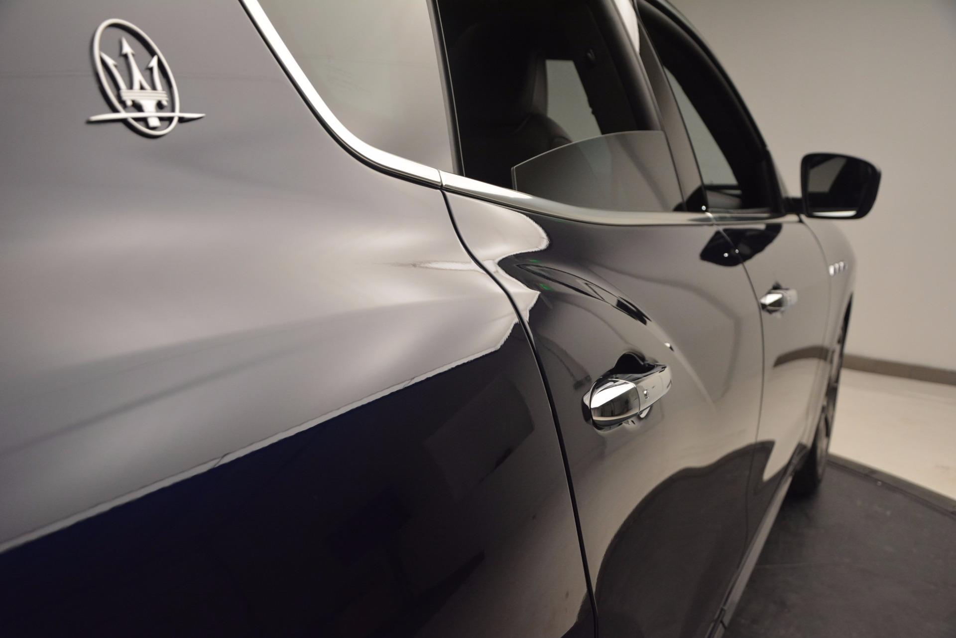 New 2017 Maserati Levante S Q4 For Sale In Greenwich, CT. Alfa Romeo of Greenwich, M1722 1006_p26