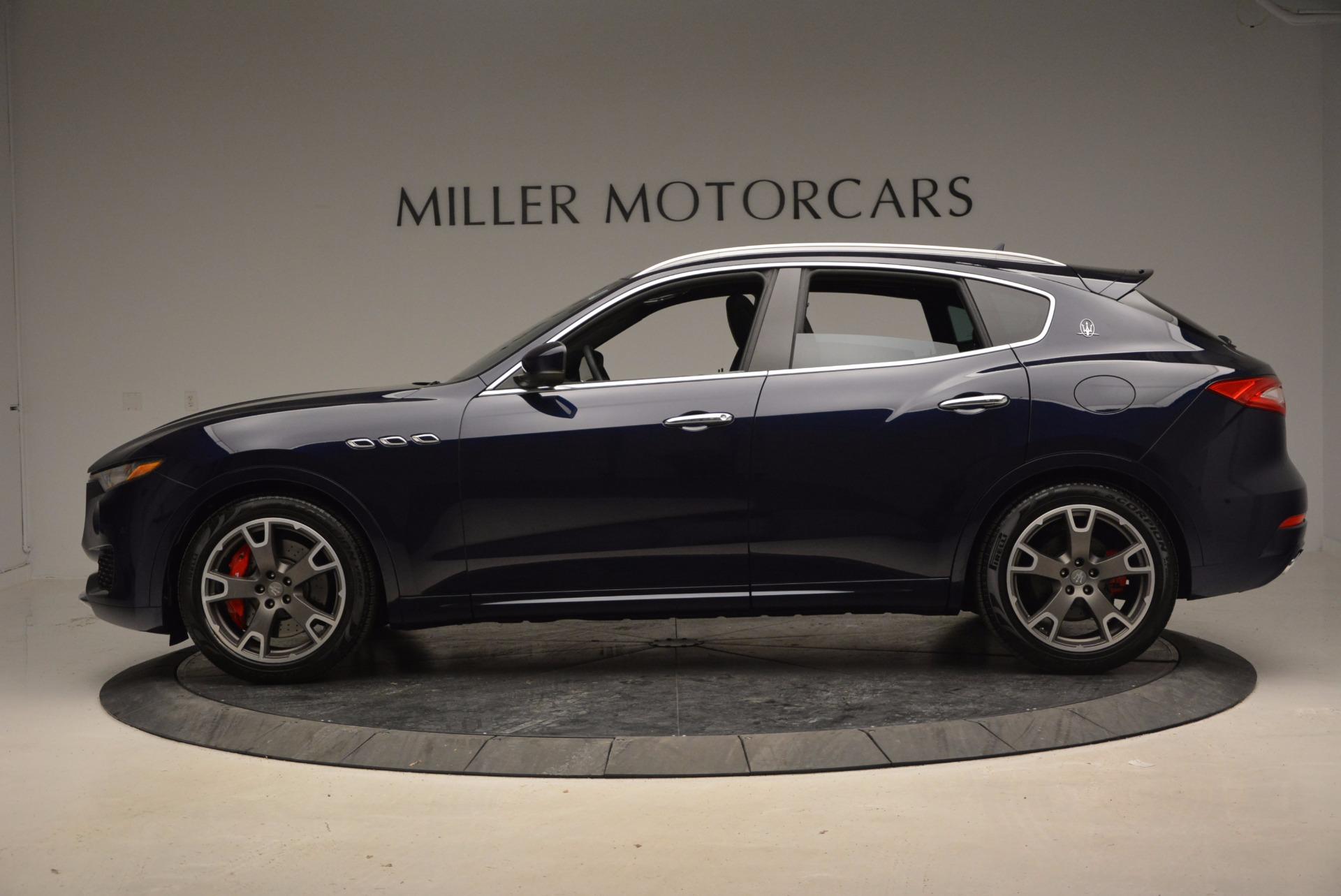 New 2017 Maserati Levante S Q4 For Sale In Greenwich, CT. Alfa Romeo of Greenwich, M1722 1006_p3