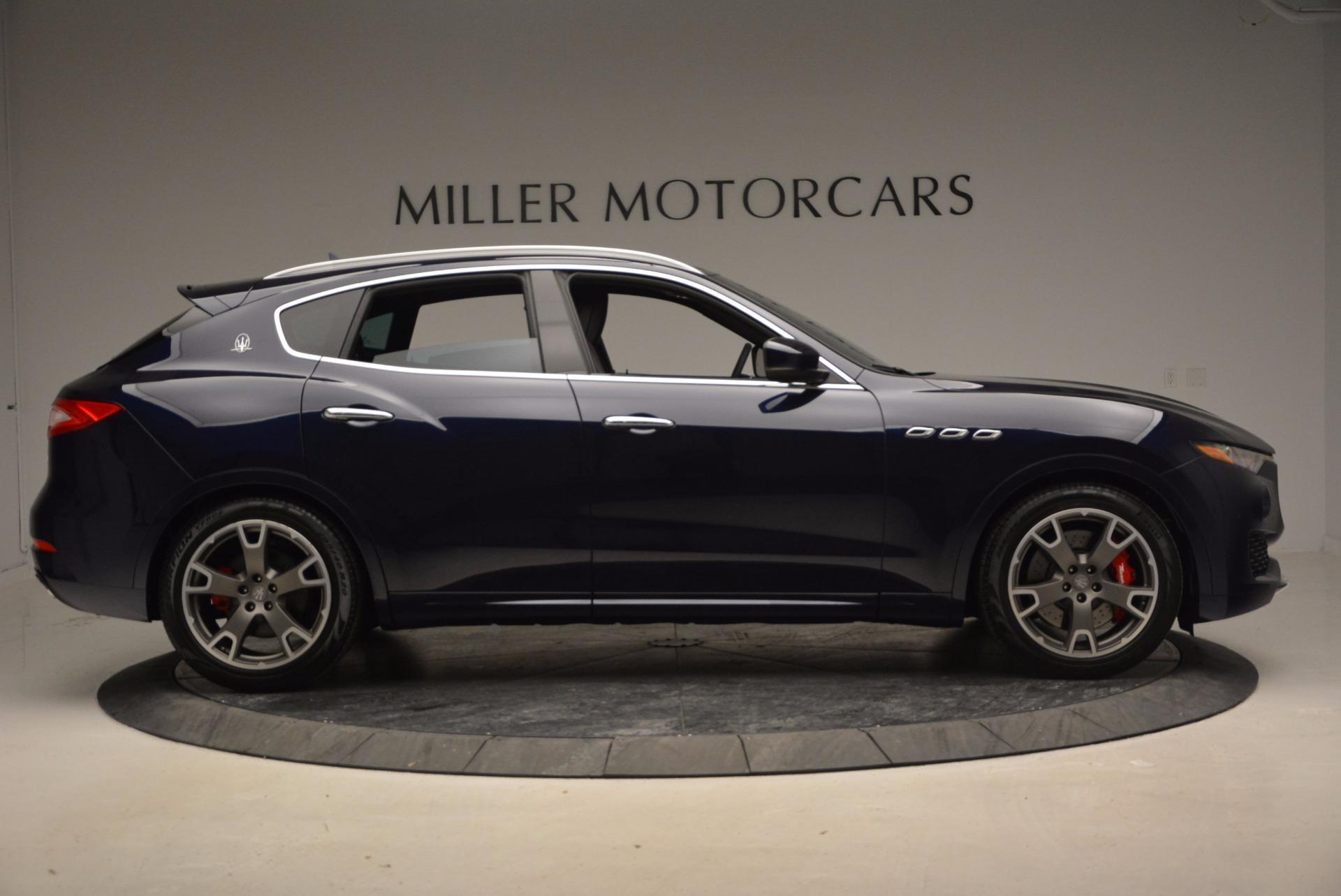 New 2017 Maserati Levante S Q4 For Sale In Greenwich, CT. Alfa Romeo of Greenwich, M1722 1006_p9