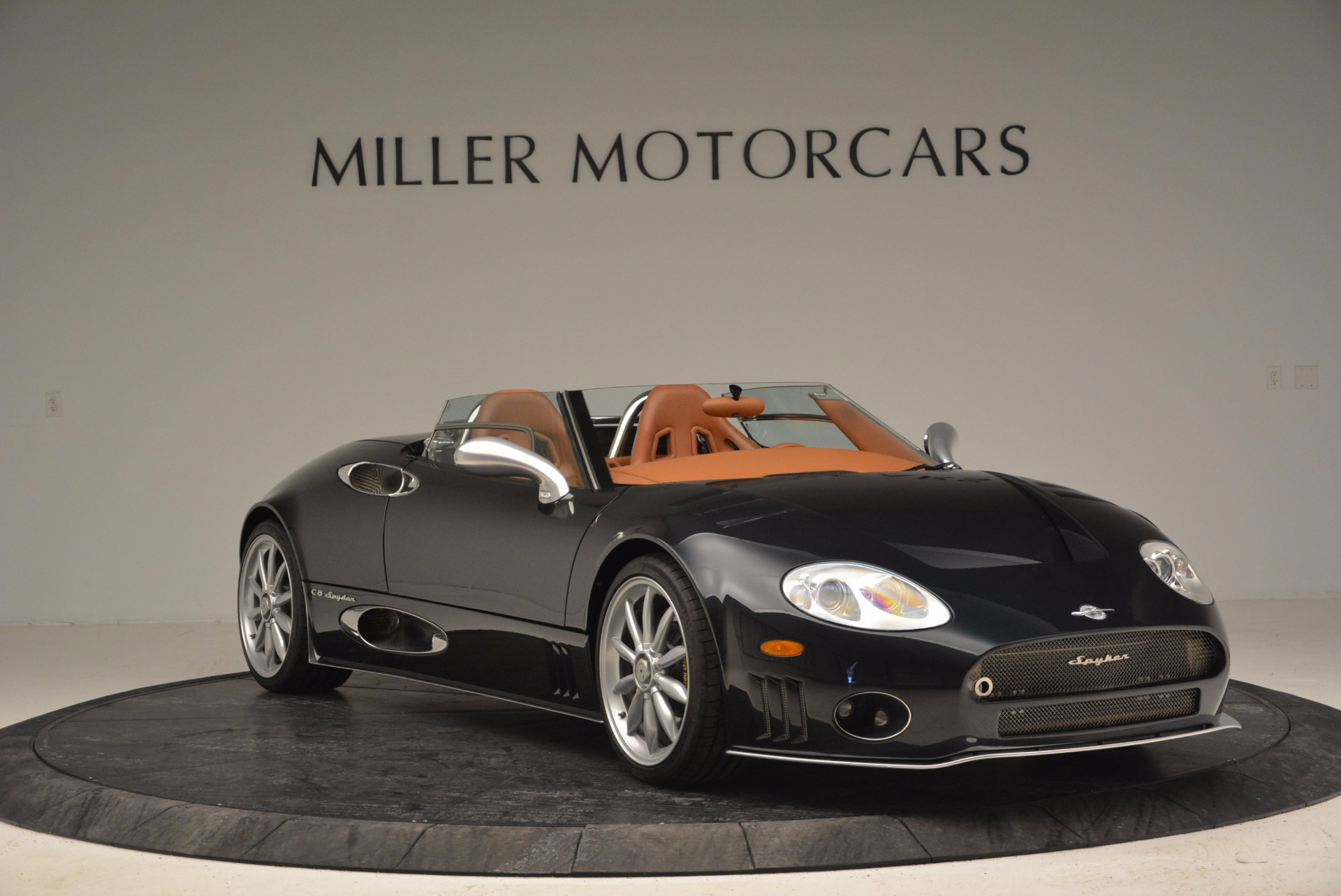 Used 2006 Spyker C8 Spyder  For Sale In Greenwich, CT. Alfa Romeo of Greenwich, 7157 1007_p12