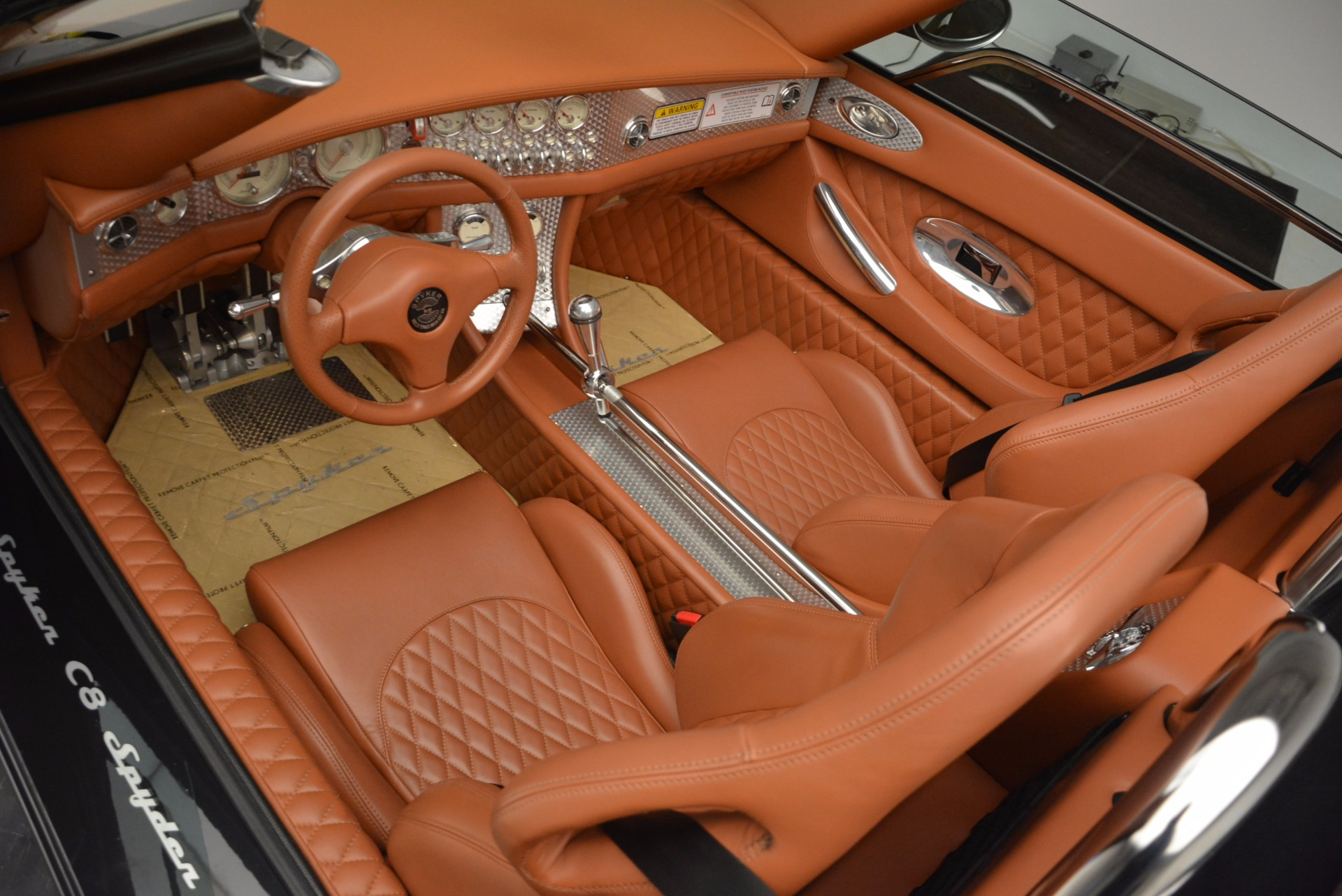 Used 2006 Spyker C8 Spyder  For Sale In Greenwich, CT. Alfa Romeo of Greenwich, 7157 1007_p13