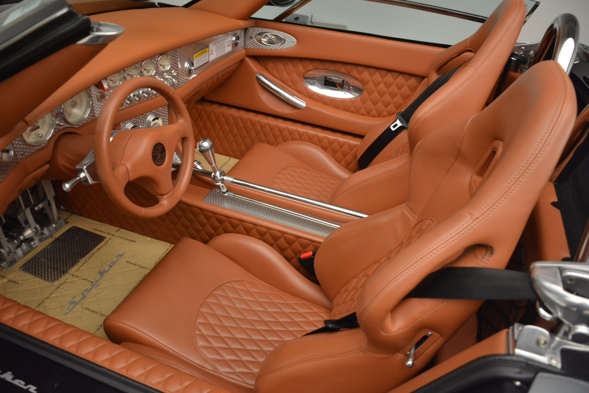 Used 2006 Spyker C8 Spyder  For Sale In Greenwich, CT. Alfa Romeo of Greenwich, 7157 1007_p14