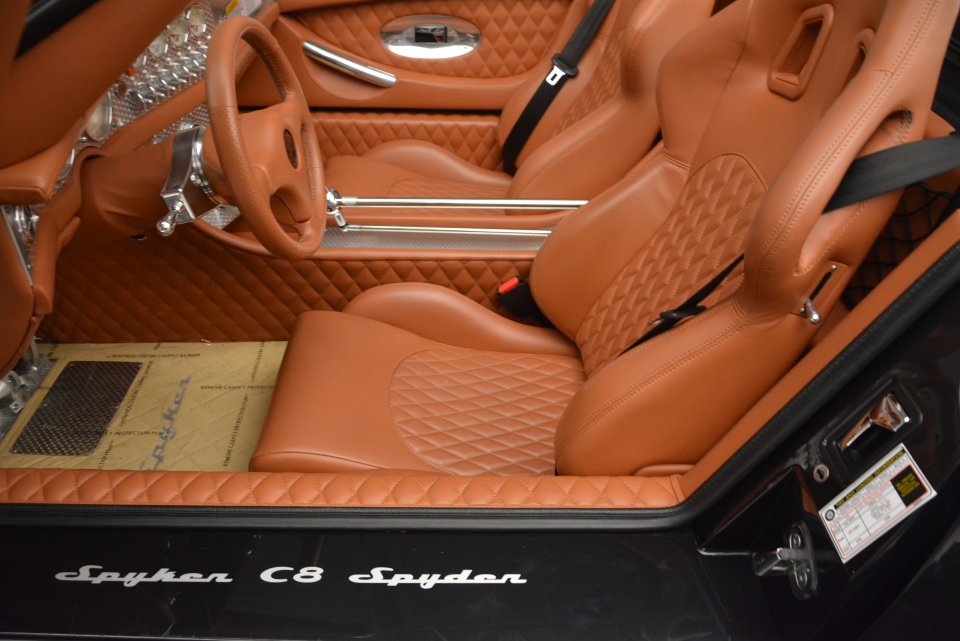 Used 2006 Spyker C8 Spyder  For Sale In Greenwich, CT. Alfa Romeo of Greenwich, 7157 1007_p15