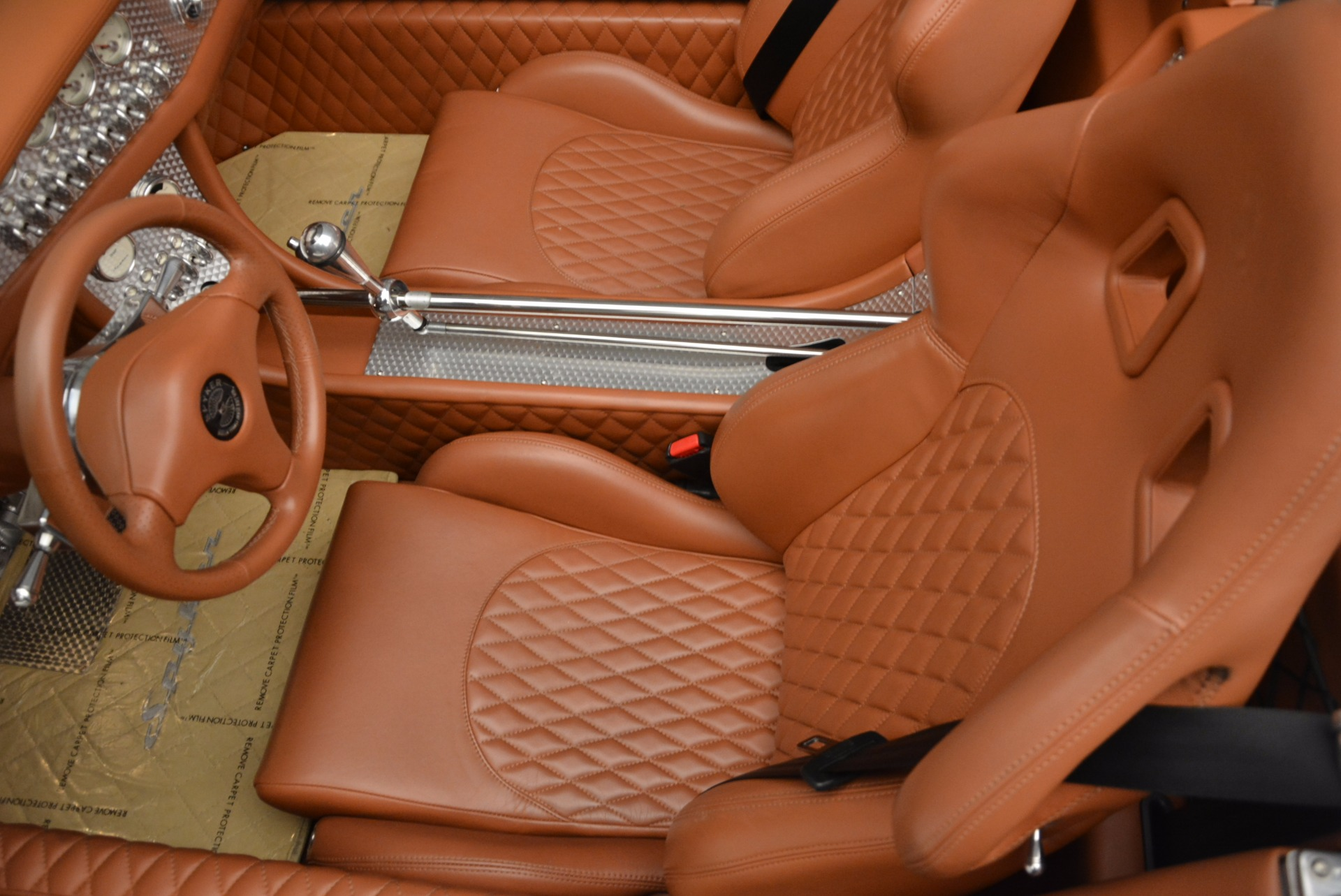 Used 2006 Spyker C8 Spyder  For Sale In Greenwich, CT. Alfa Romeo of Greenwich, 7157 1007_p16