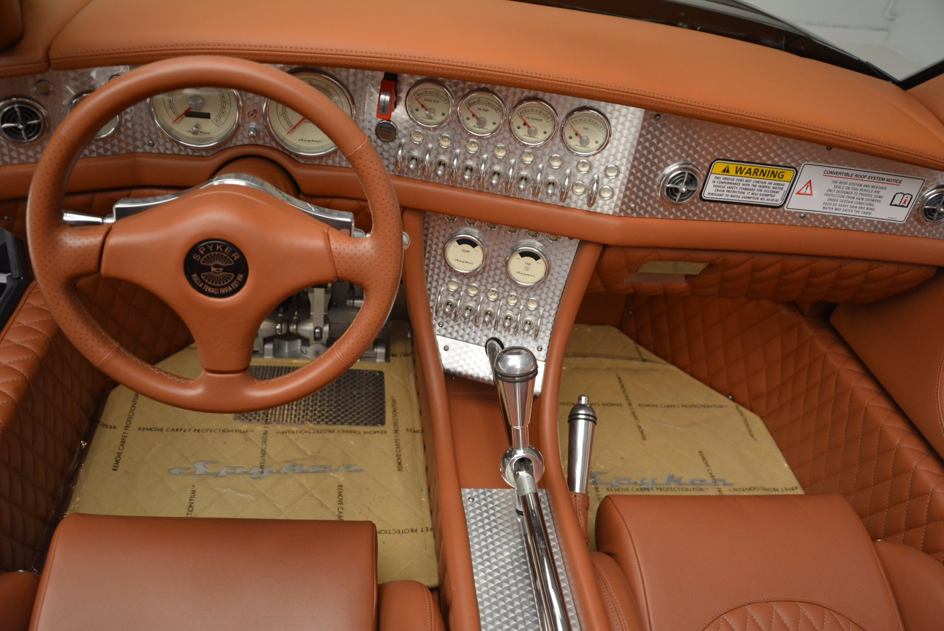 Used 2006 Spyker C8 Spyder  For Sale In Greenwich, CT. Alfa Romeo of Greenwich, 7157 1007_p17