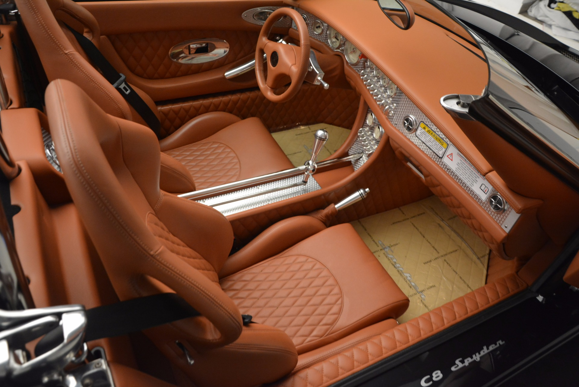 Used 2006 Spyker C8 Spyder  For Sale In Greenwich, CT. Alfa Romeo of Greenwich, 7157 1007_p18
