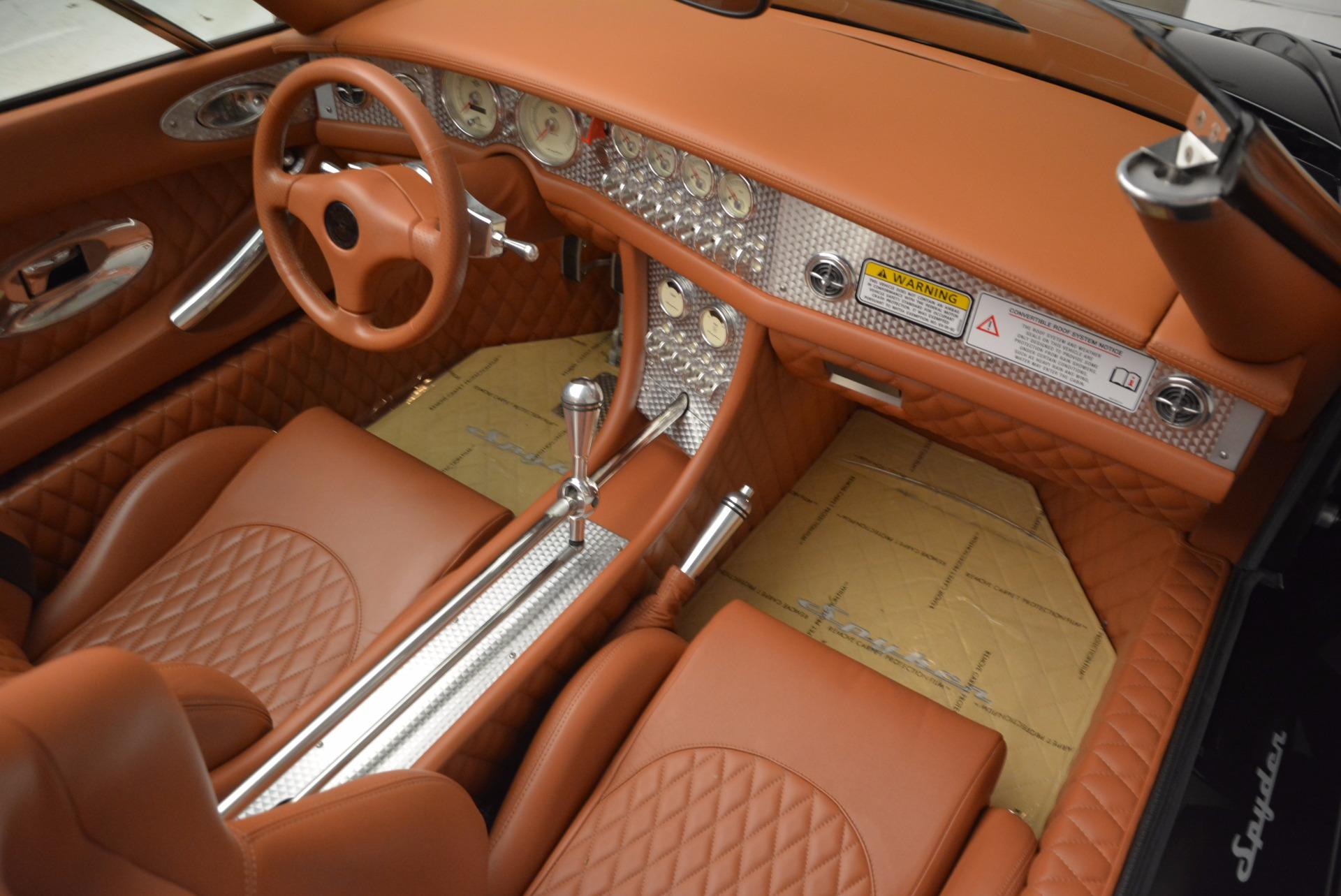 Used 2006 Spyker C8 Spyder  For Sale In Greenwich, CT. Alfa Romeo of Greenwich, 7157 1007_p19