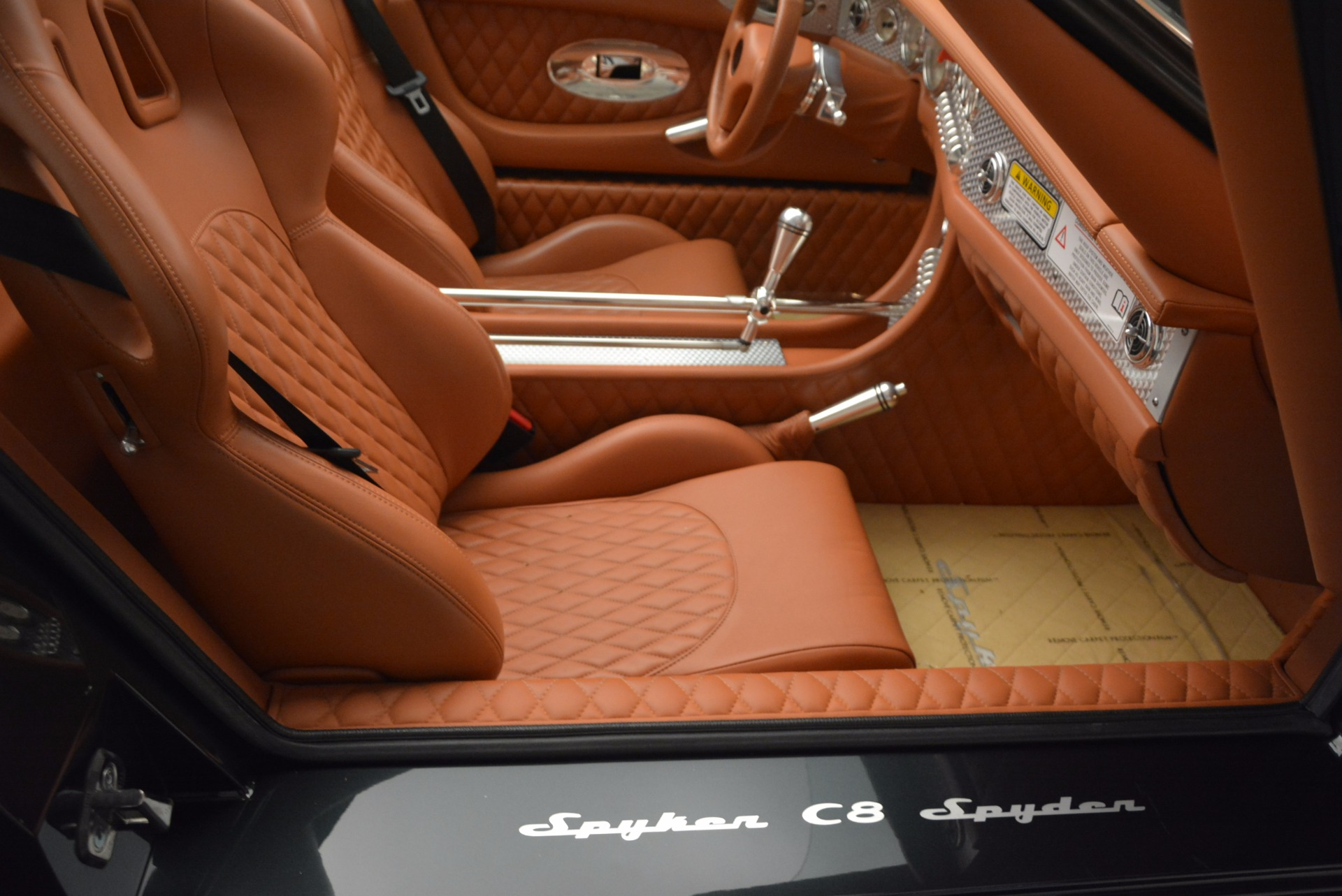 Used 2006 Spyker C8 Spyder  For Sale In Greenwich, CT. Alfa Romeo of Greenwich, 7157 1007_p20